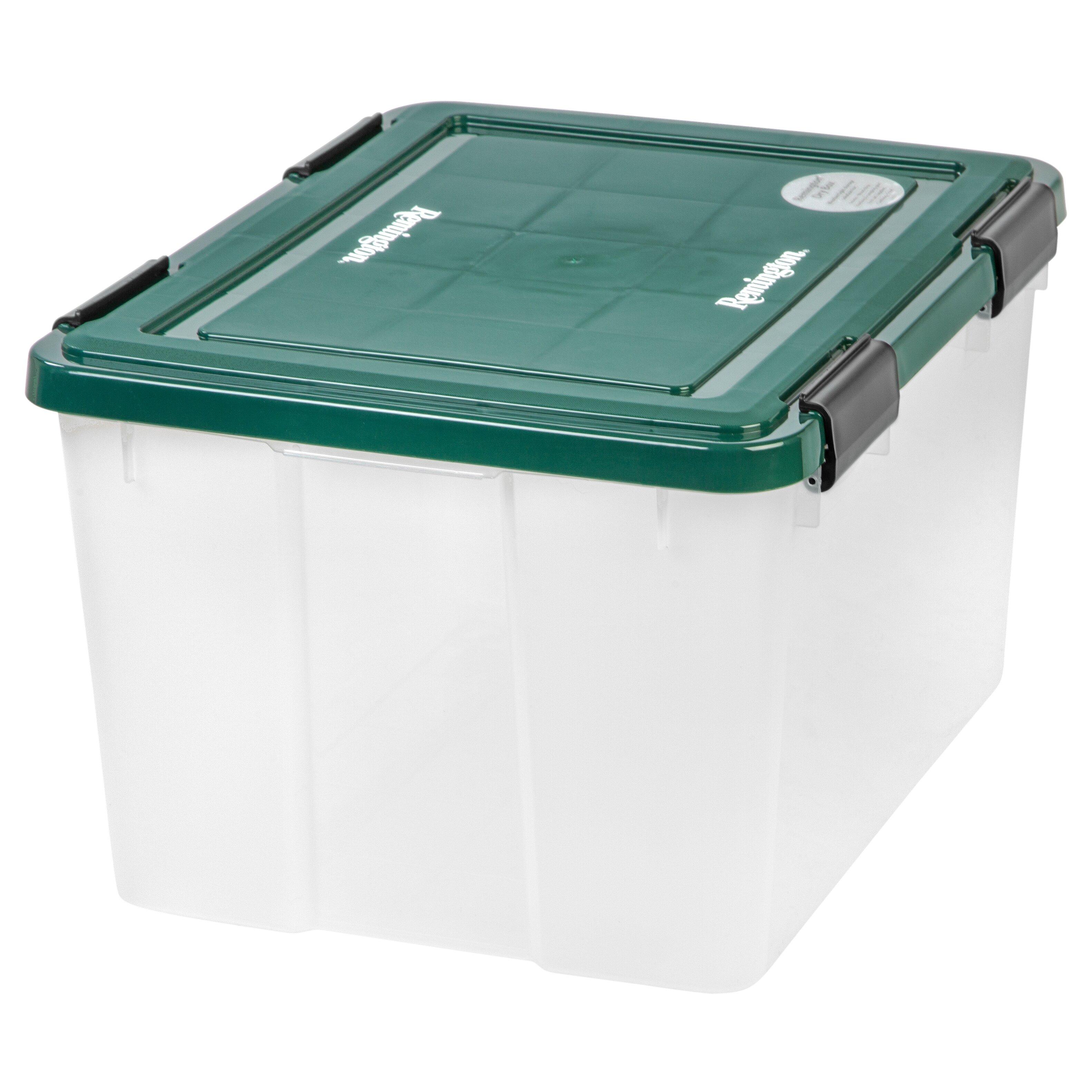 IRIS Remington Weathertight Storage Box | Wayfair