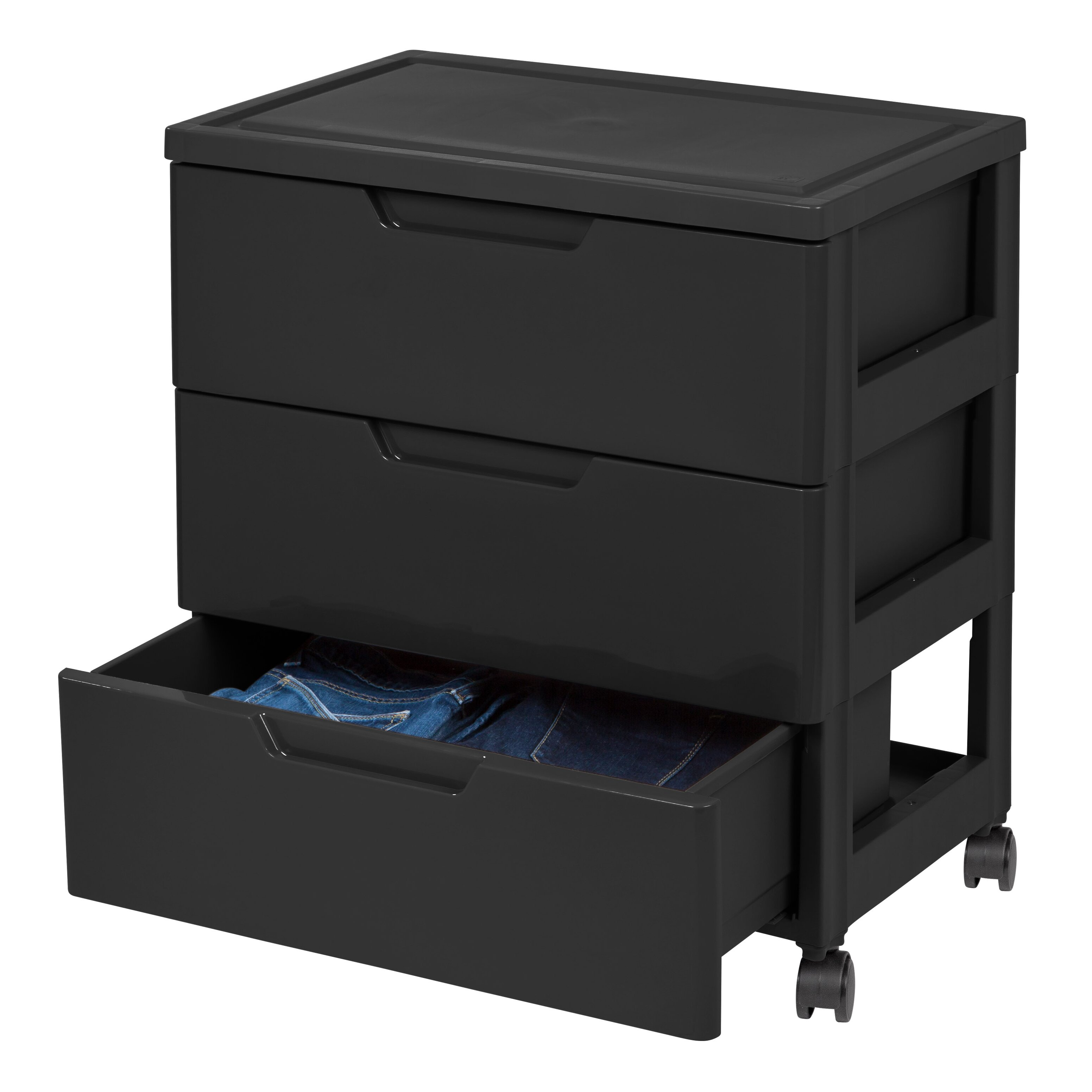 Iris 3 Drawer Storage Chest Amp Reviews Wayfair Supply