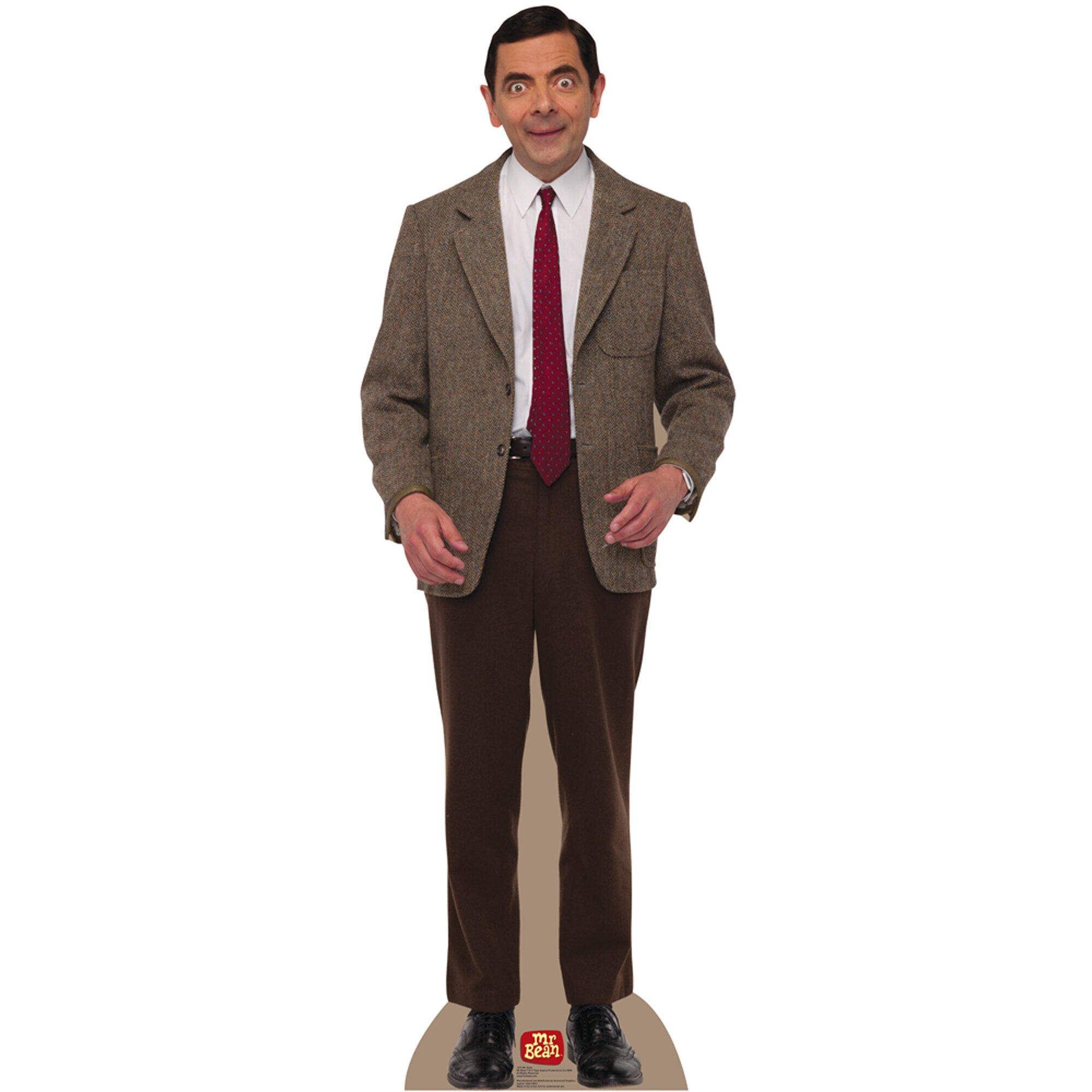 Advanced Graphics Mr Bean Cardboard Standup Wayfair