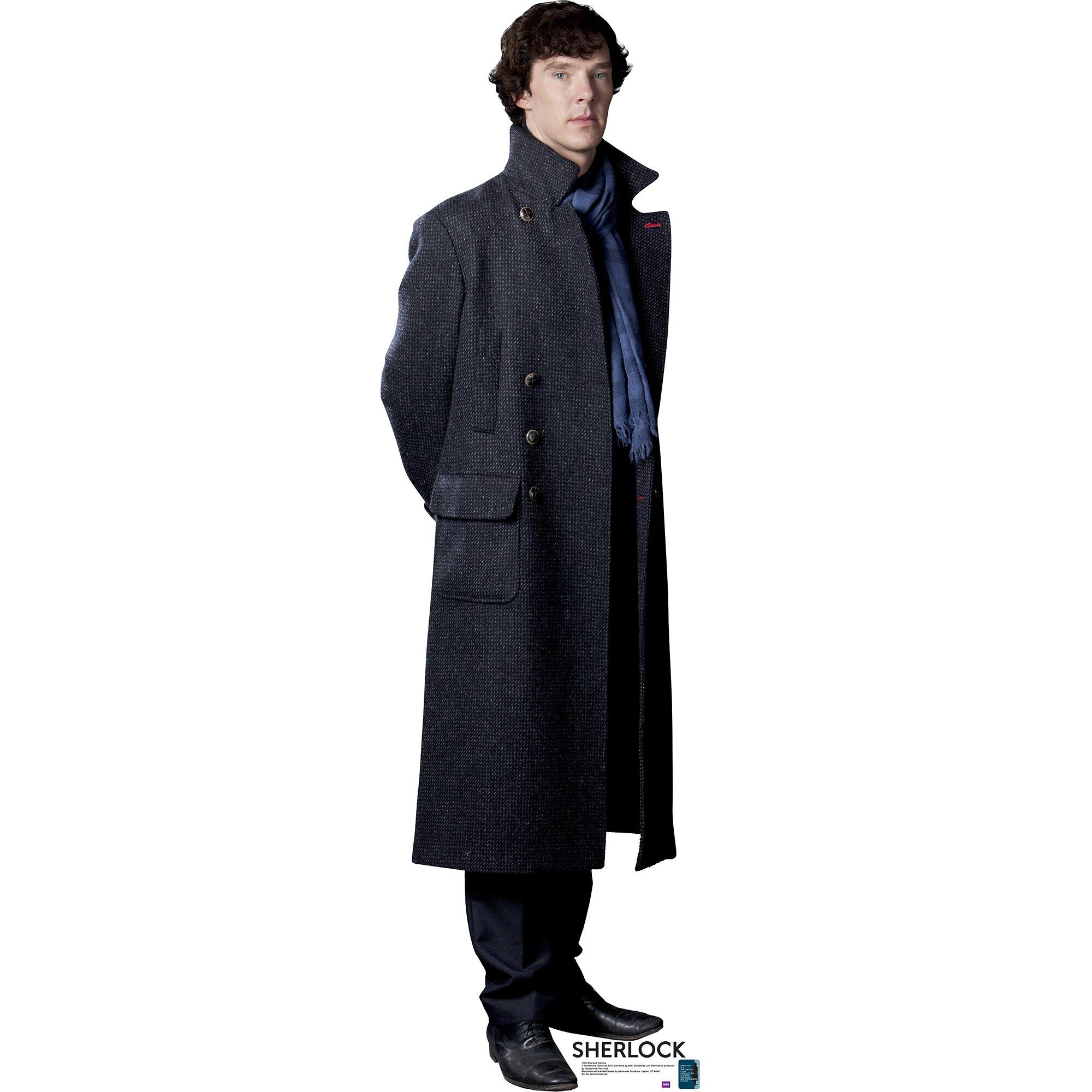 Advanced Graphics BBC's Sherlock Sherlock Holmes Cardboard ...