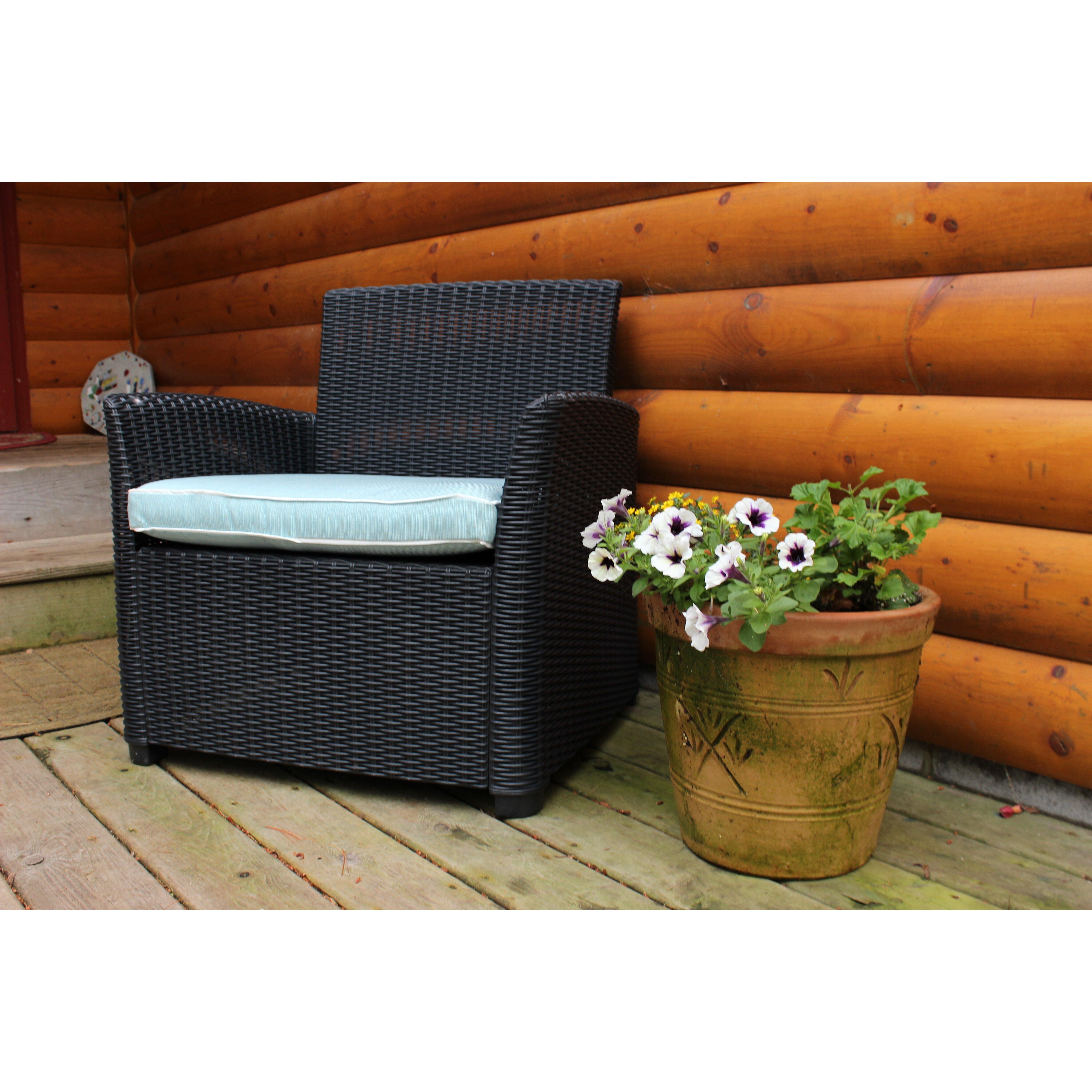 Strata Furniture Gardenia Patio Chair