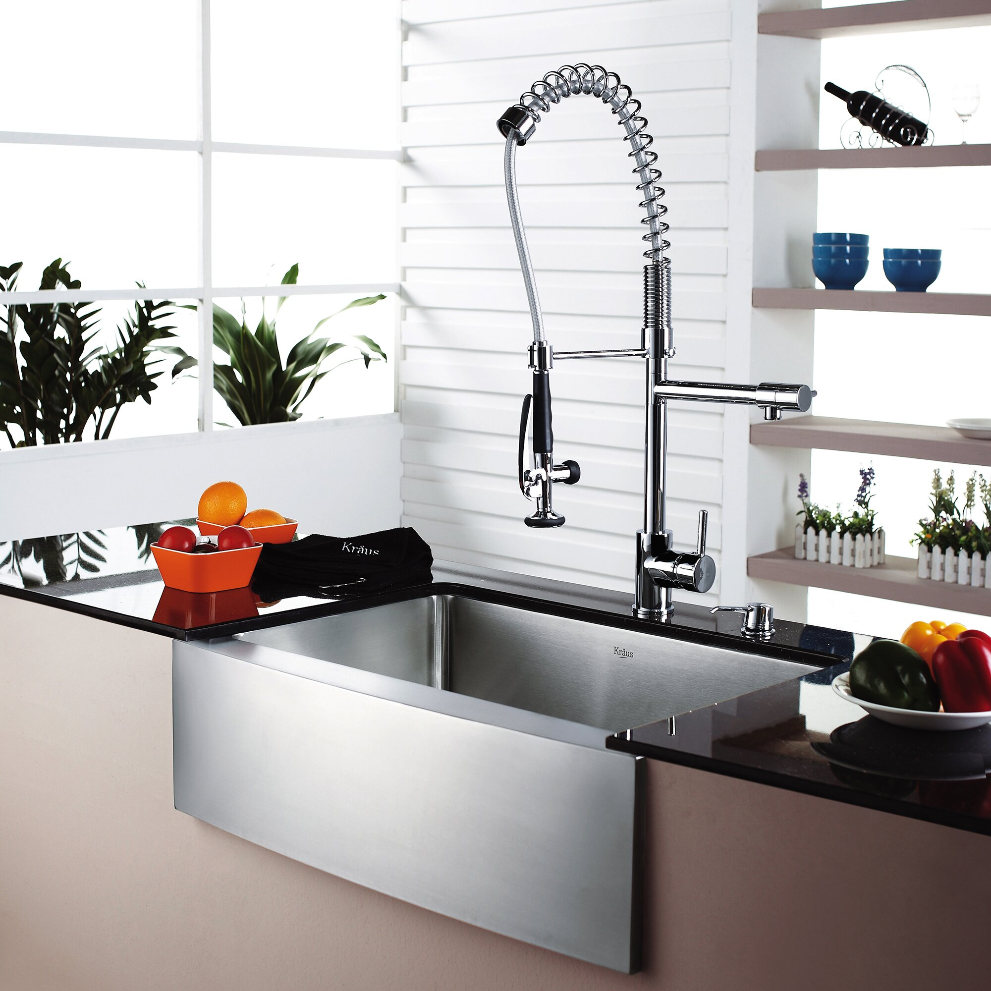 Kitchen Sink Suppliers : Kraus 29
