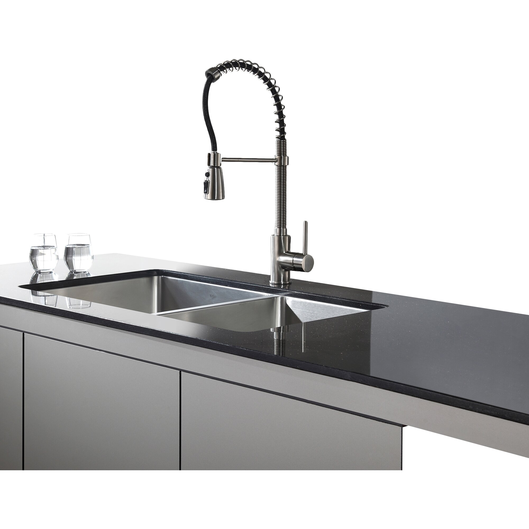 Lowes Com Kraus Khu  Undermount Kitchen Sink
