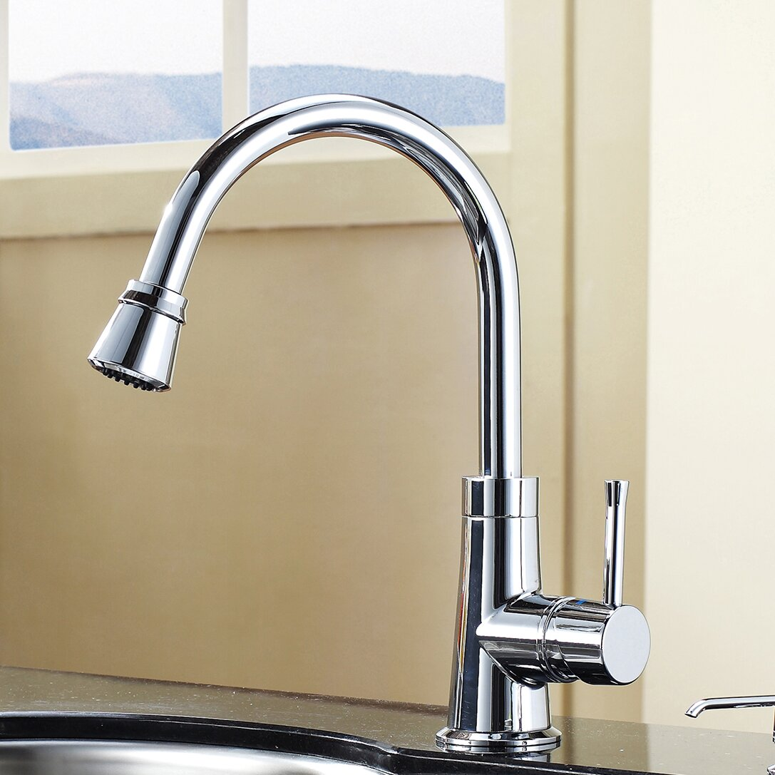 Kitchen Faucet Leaking From The Neck: Fontaine residential single ...