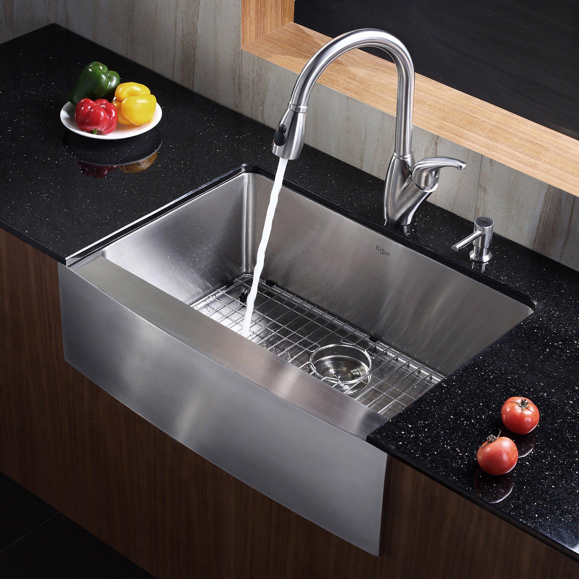 Kraus Kitchen Sink Reviews : Kraus 29