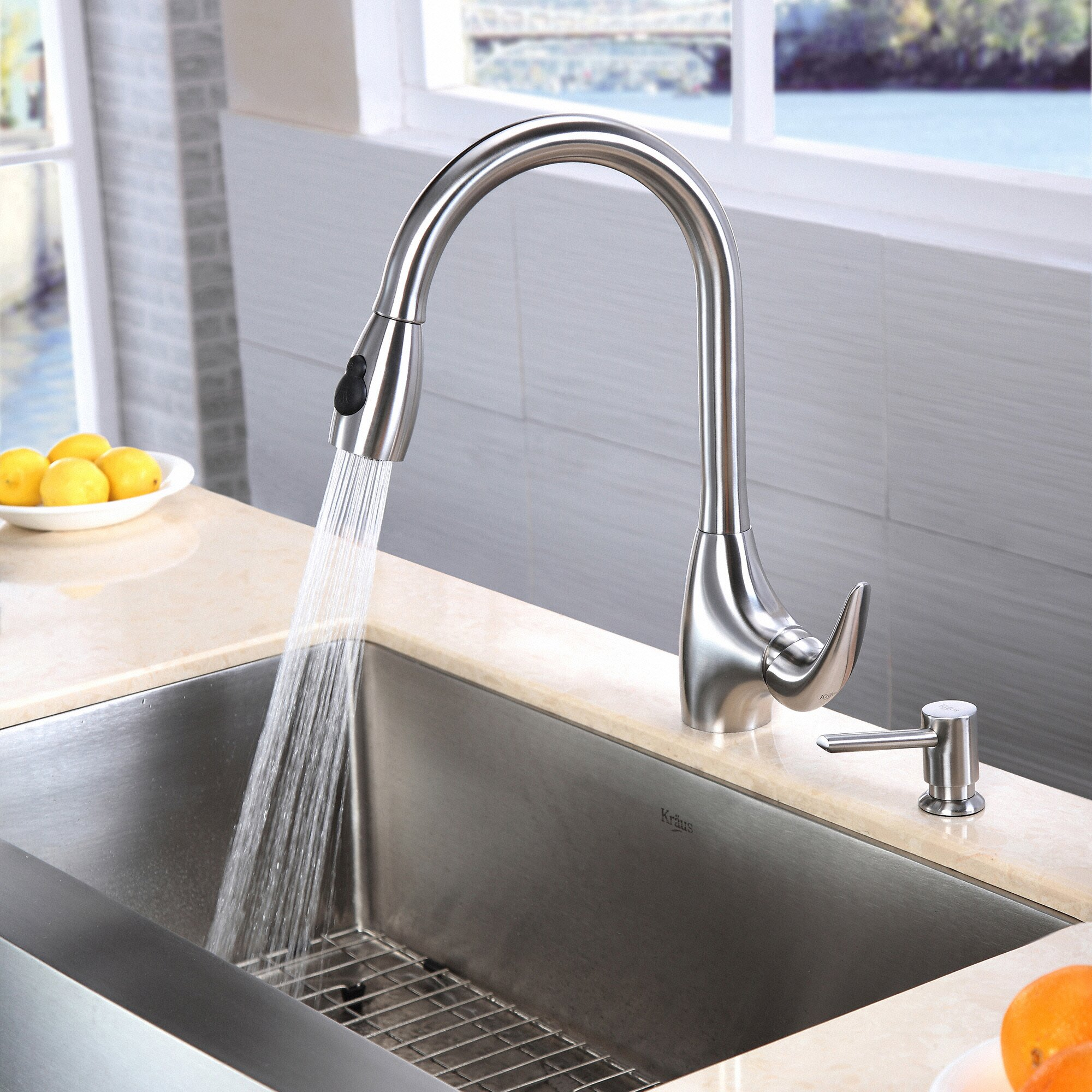 20 Farmhouse Sink : Kraus 33