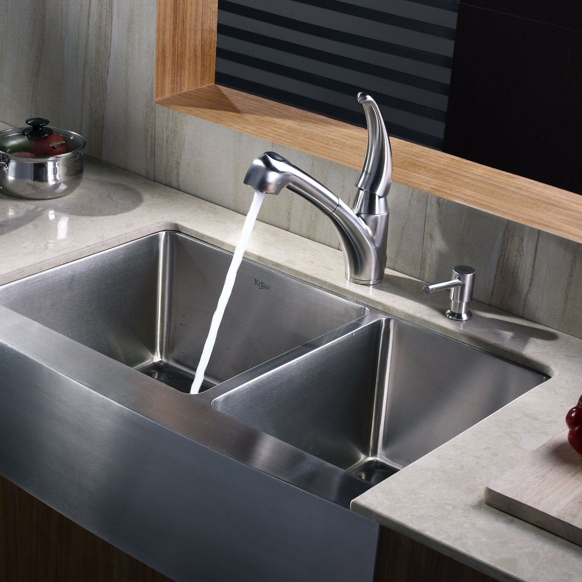 20 Farmhouse Sink : Kraus 32.88
