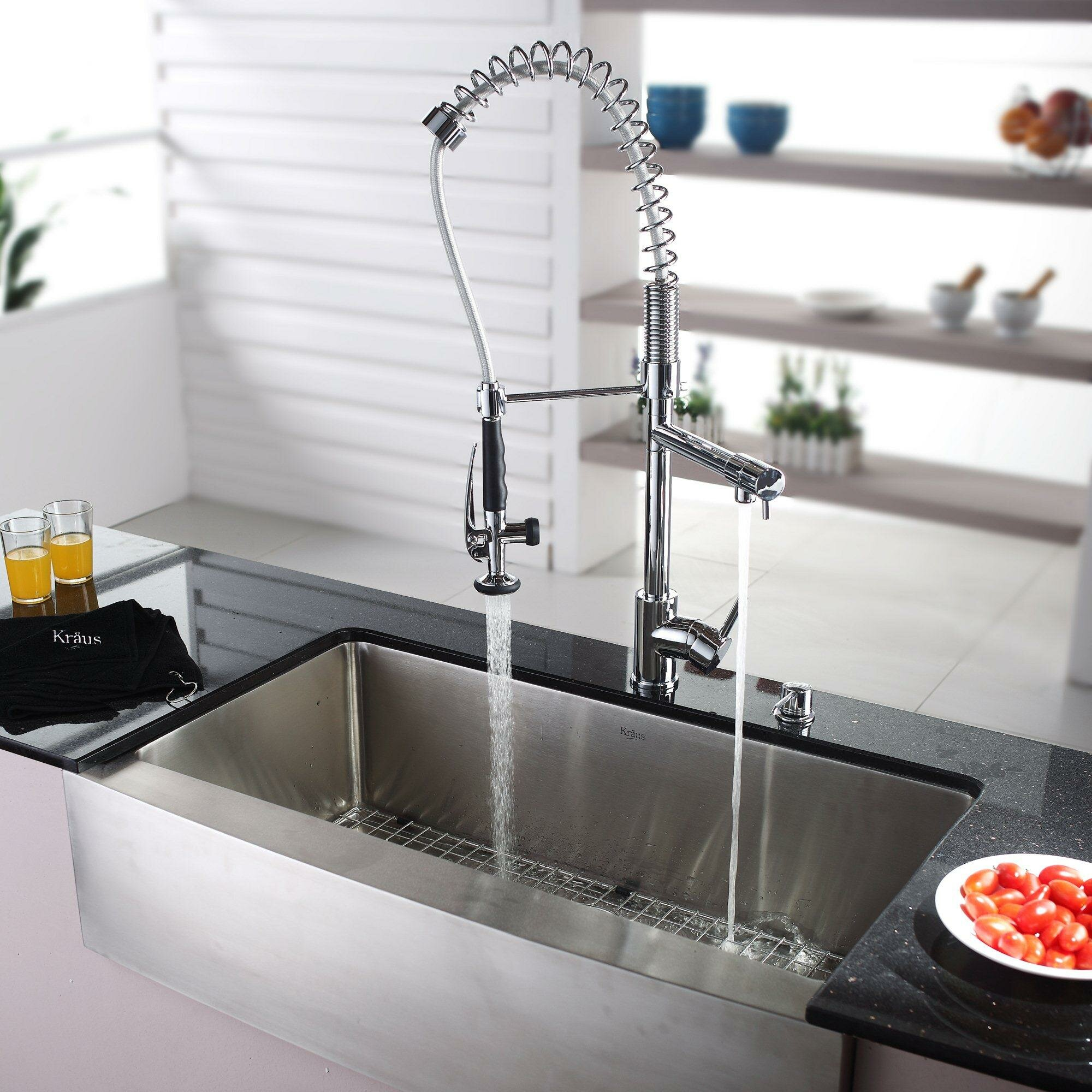 20 Farmhouse Sink : Kraus Farmhouse 35.88