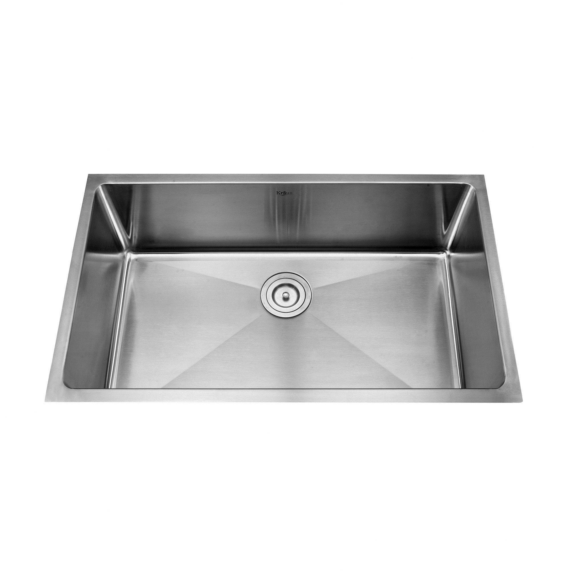 Kraus Kitchen Sink Reviews : Kraus 32