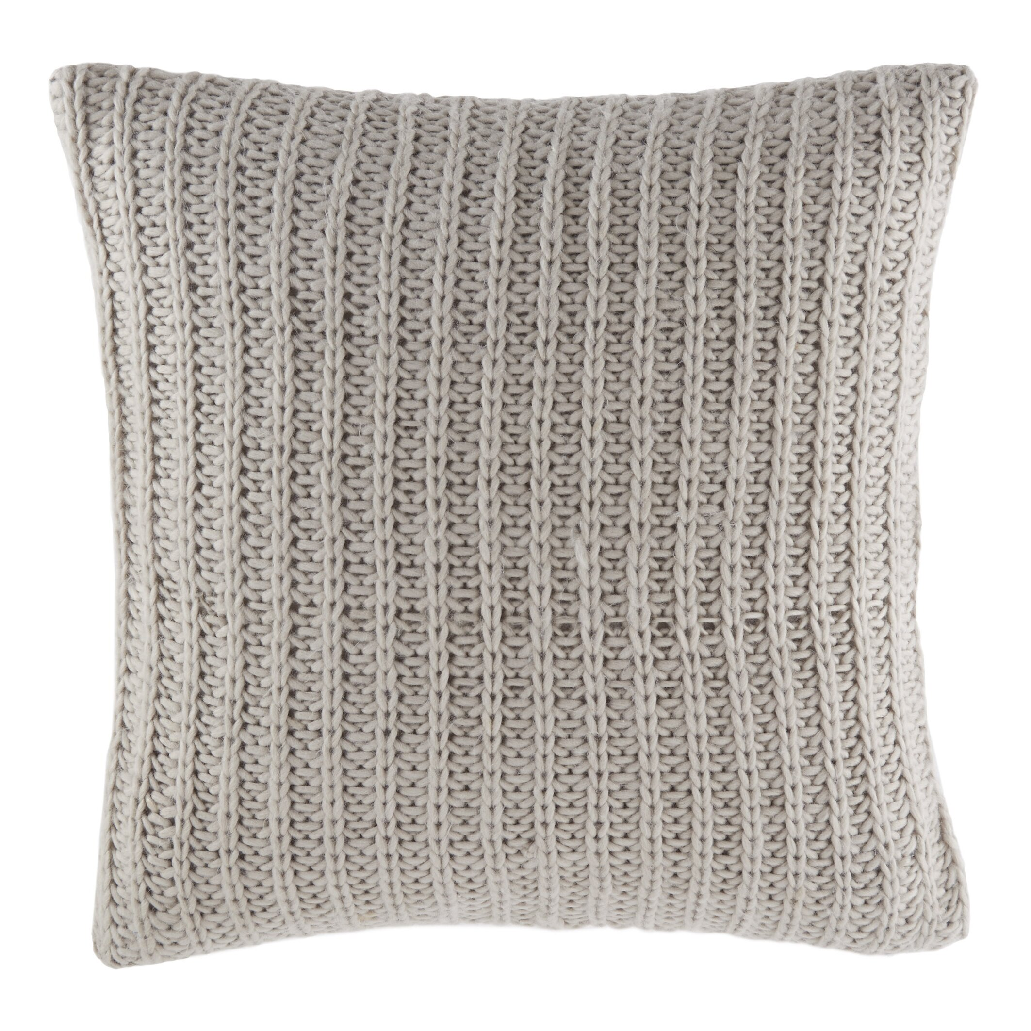 Nautica Sandy Creek Knit Decorative Pillow & Reviews Wayfair