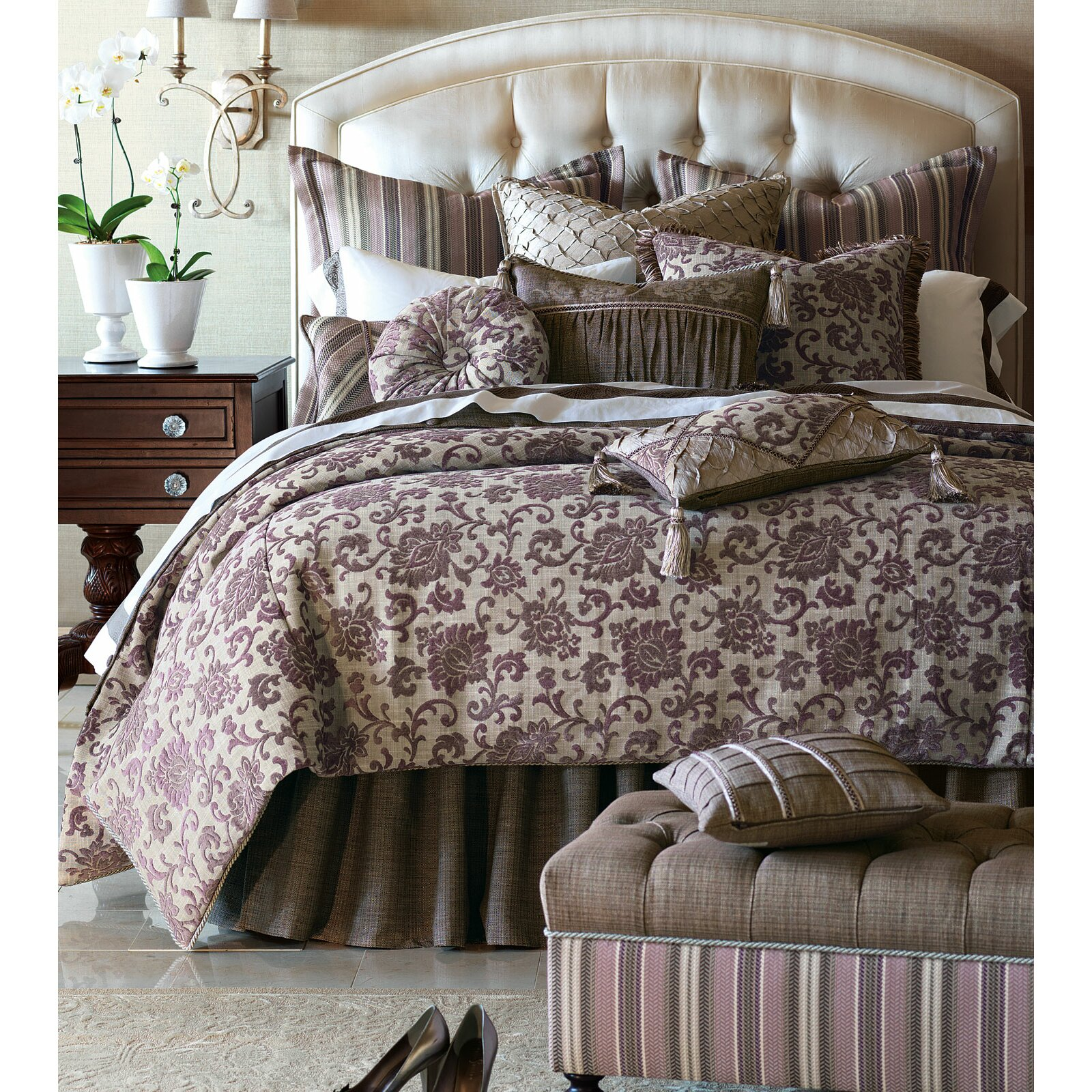 Eastern Accents Mica Comforter Collection Amp Reviews Wayfair