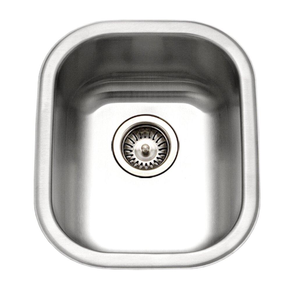Houzer Sinks : Houzer Club 18.5