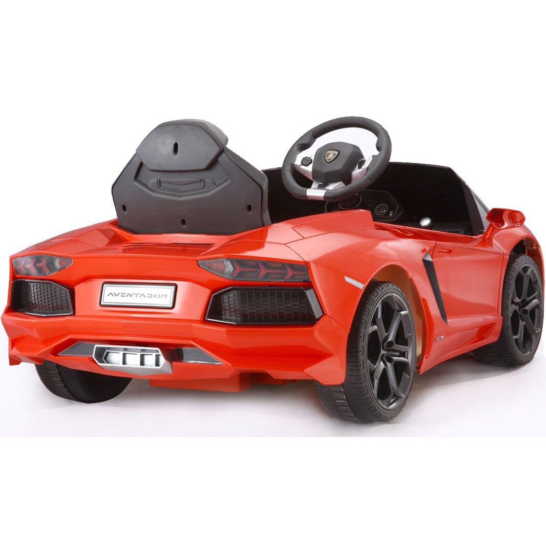 Lamborghinis For Sale: Big Toys Rastar Lamborghini Aventador LP700-4 6V Battery