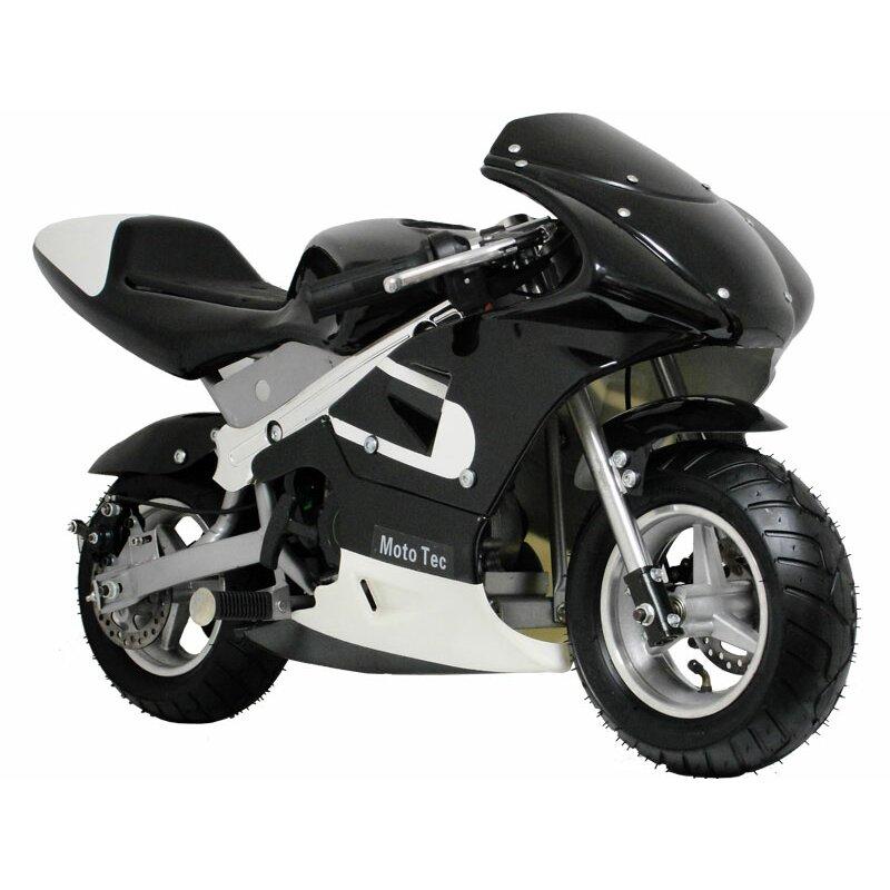 toys motorcycle mototec pocket