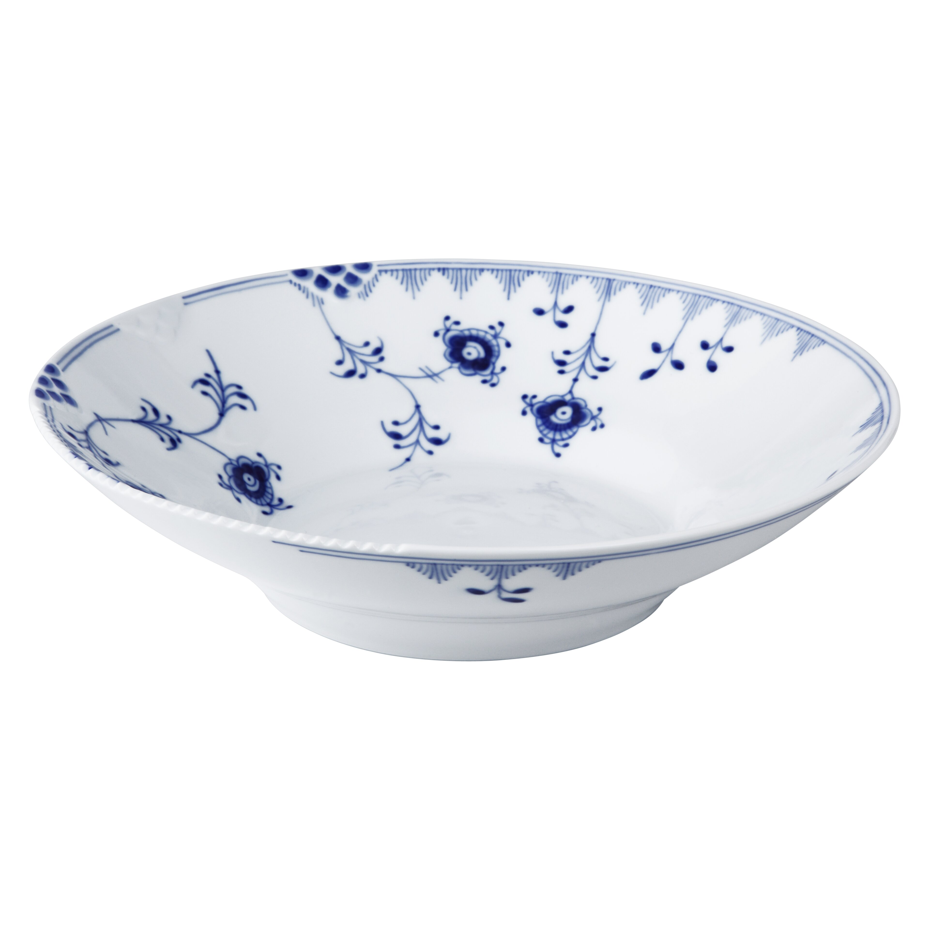 royal copenhagen blue elements pasta bowl wayfair. Black Bedroom Furniture Sets. Home Design Ideas
