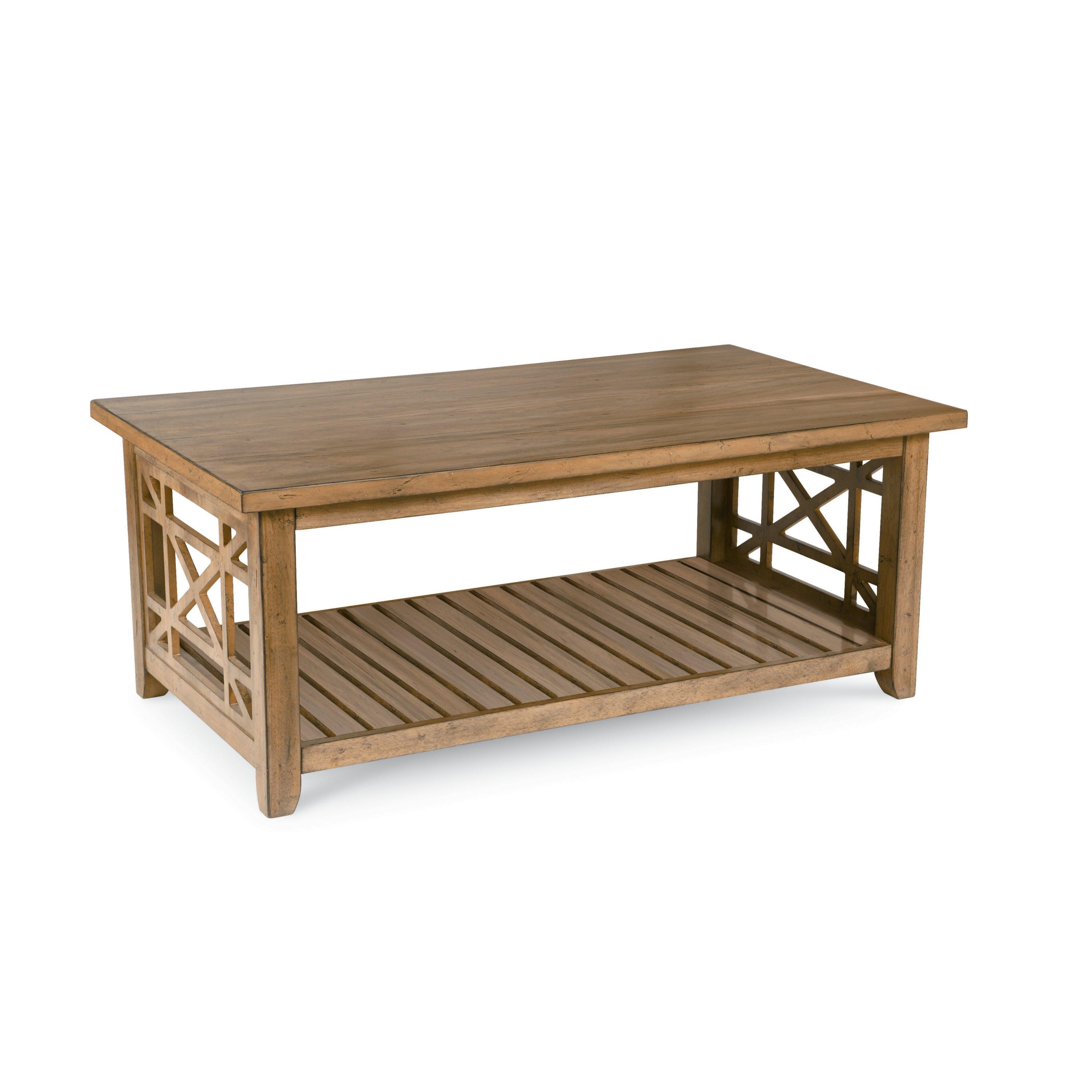 Broyhillr frasier coffee table wayfair for Frasier coffee table