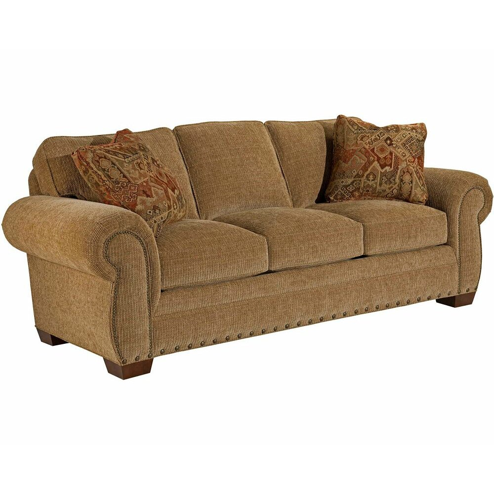 Broyhill® Cambridge Queen Sleeper Sofa & Reviews | Wayfair
