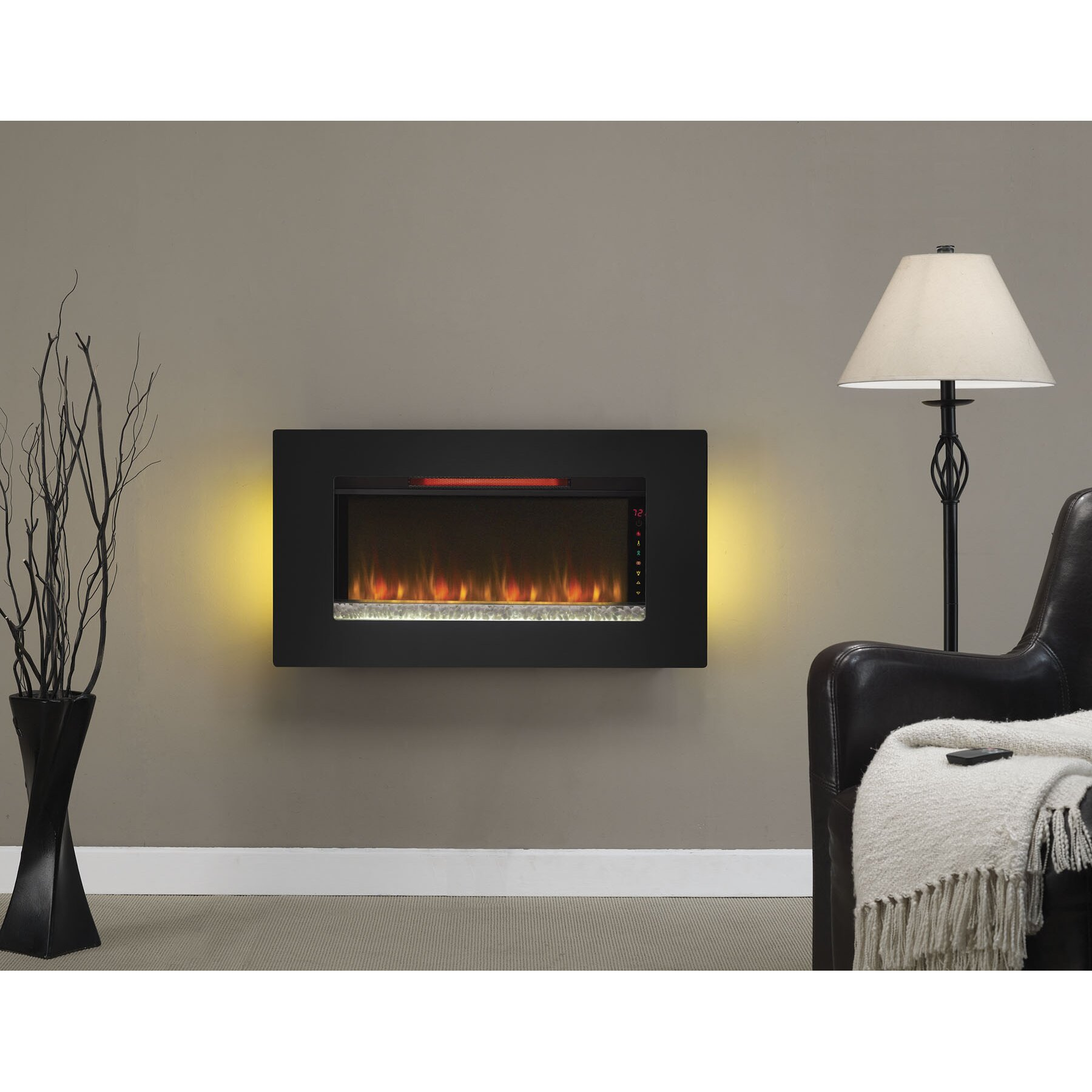 twinstar electric fireplace dact us