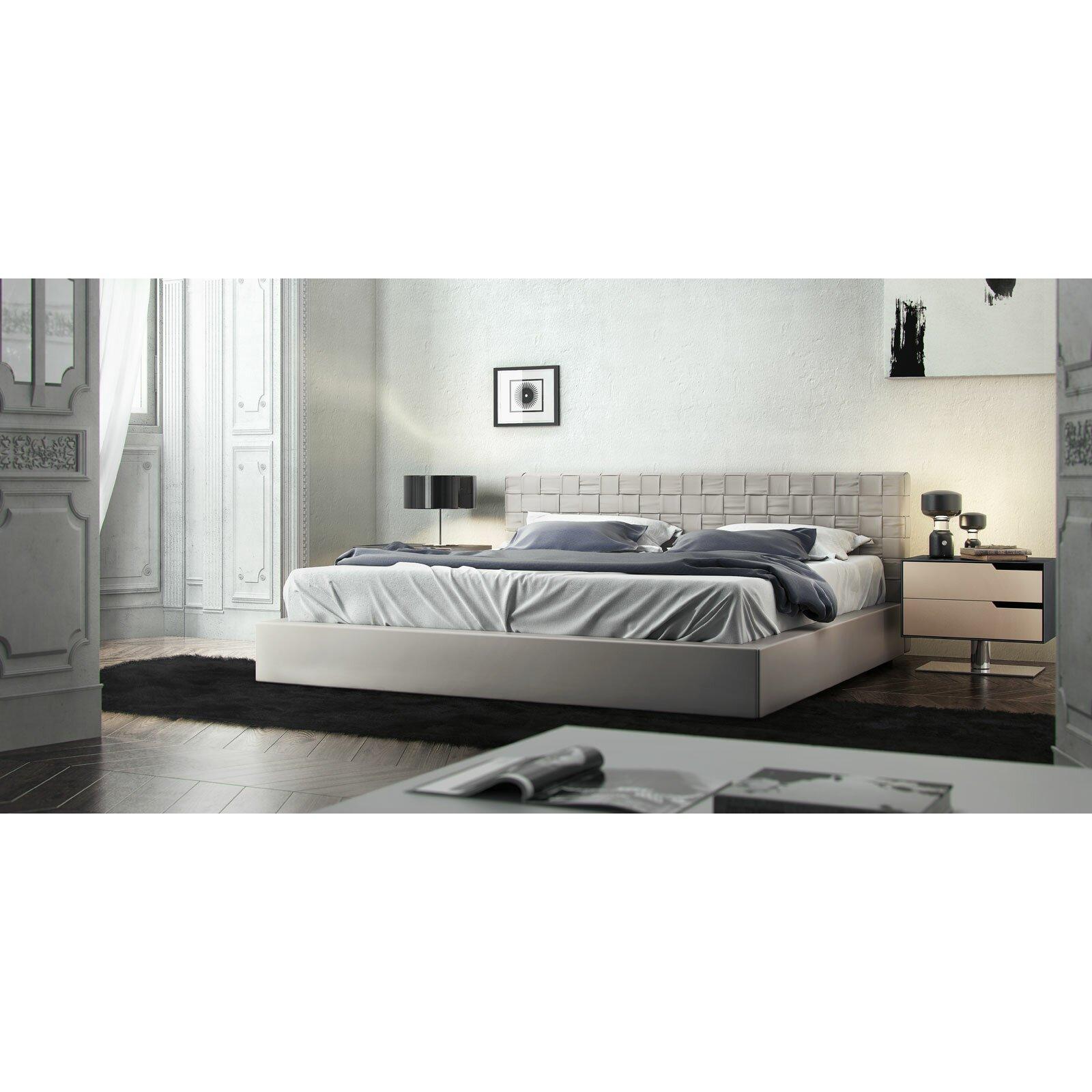 Modloft Twin Bed