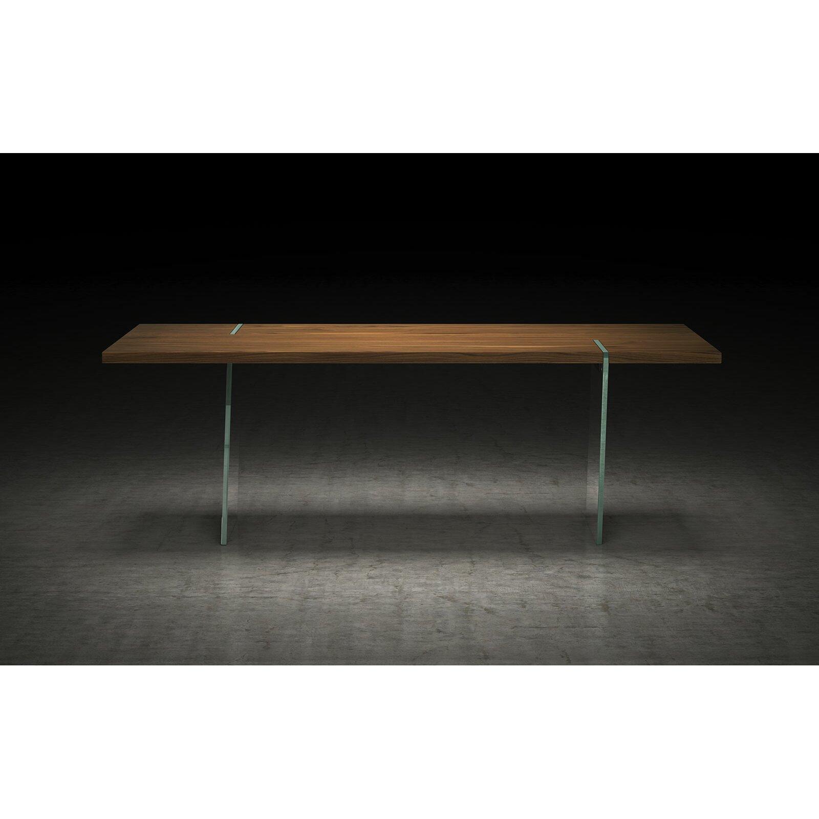 modloft venezia dining table wayfair. Black Bedroom Furniture Sets. Home Design Ideas