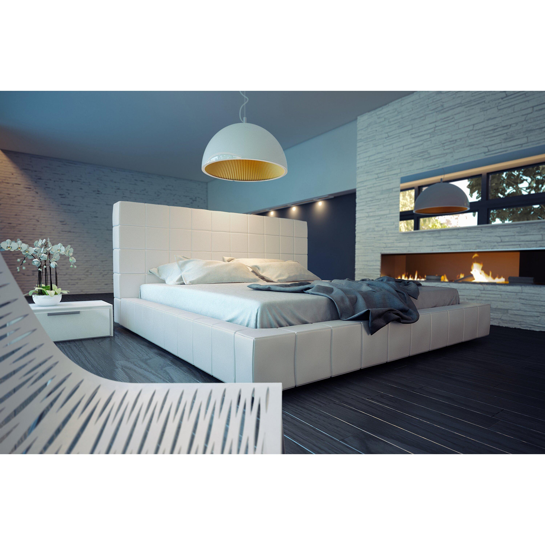 Modloft Thompson Platform Customizable Bedroom Set