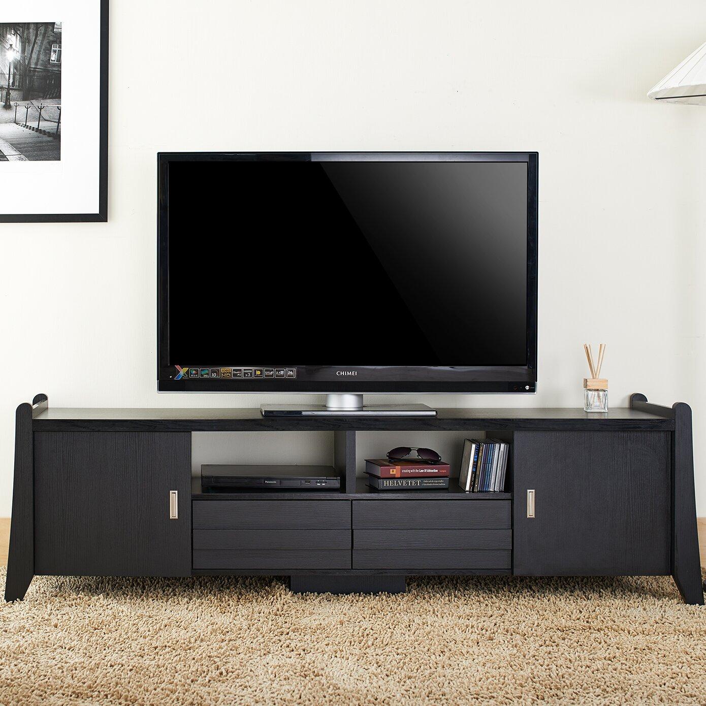 Hokku Designs Alphonse Tv Stand Reviews Wayfair