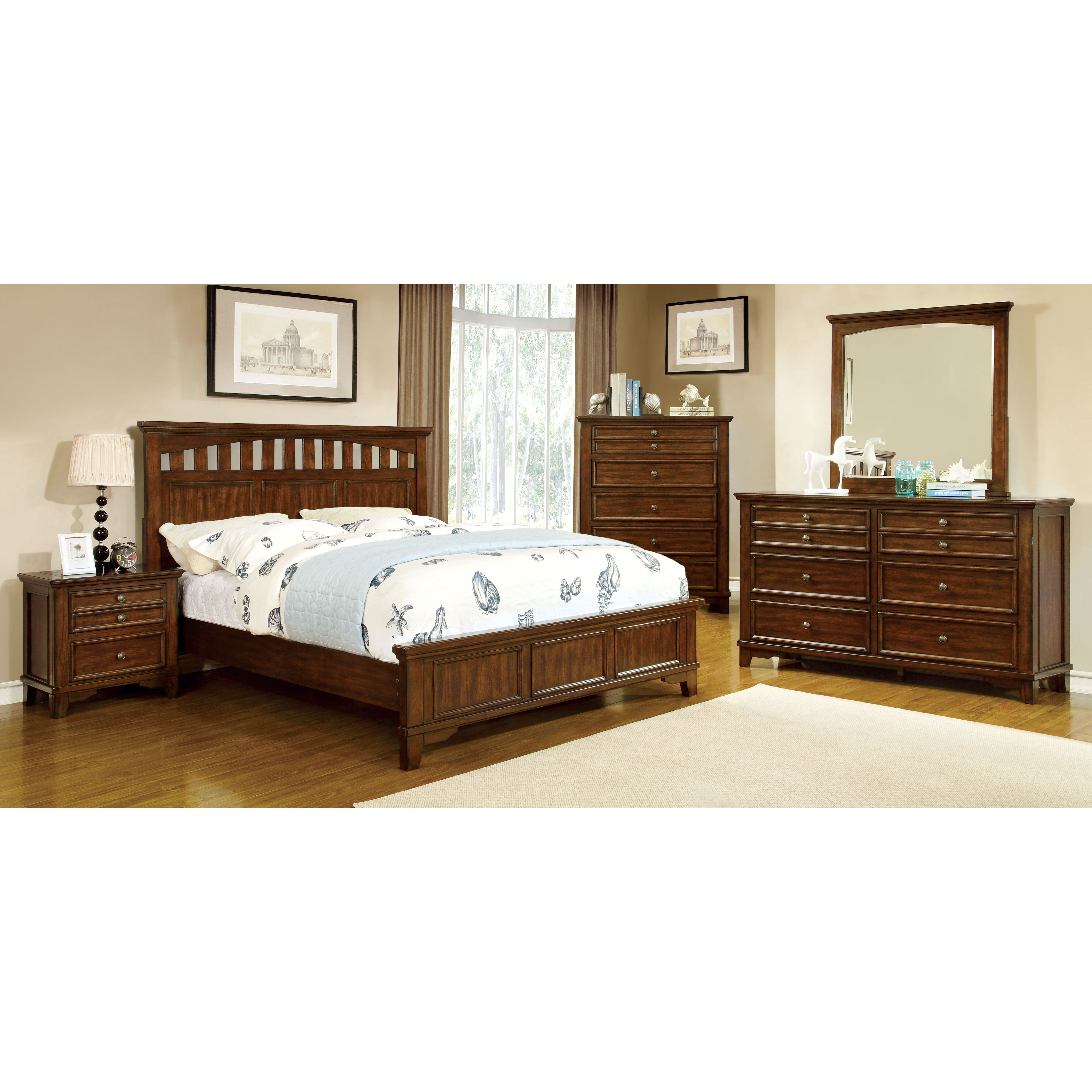 Hokku Designs Branden Panel Customizable Bedroom Set