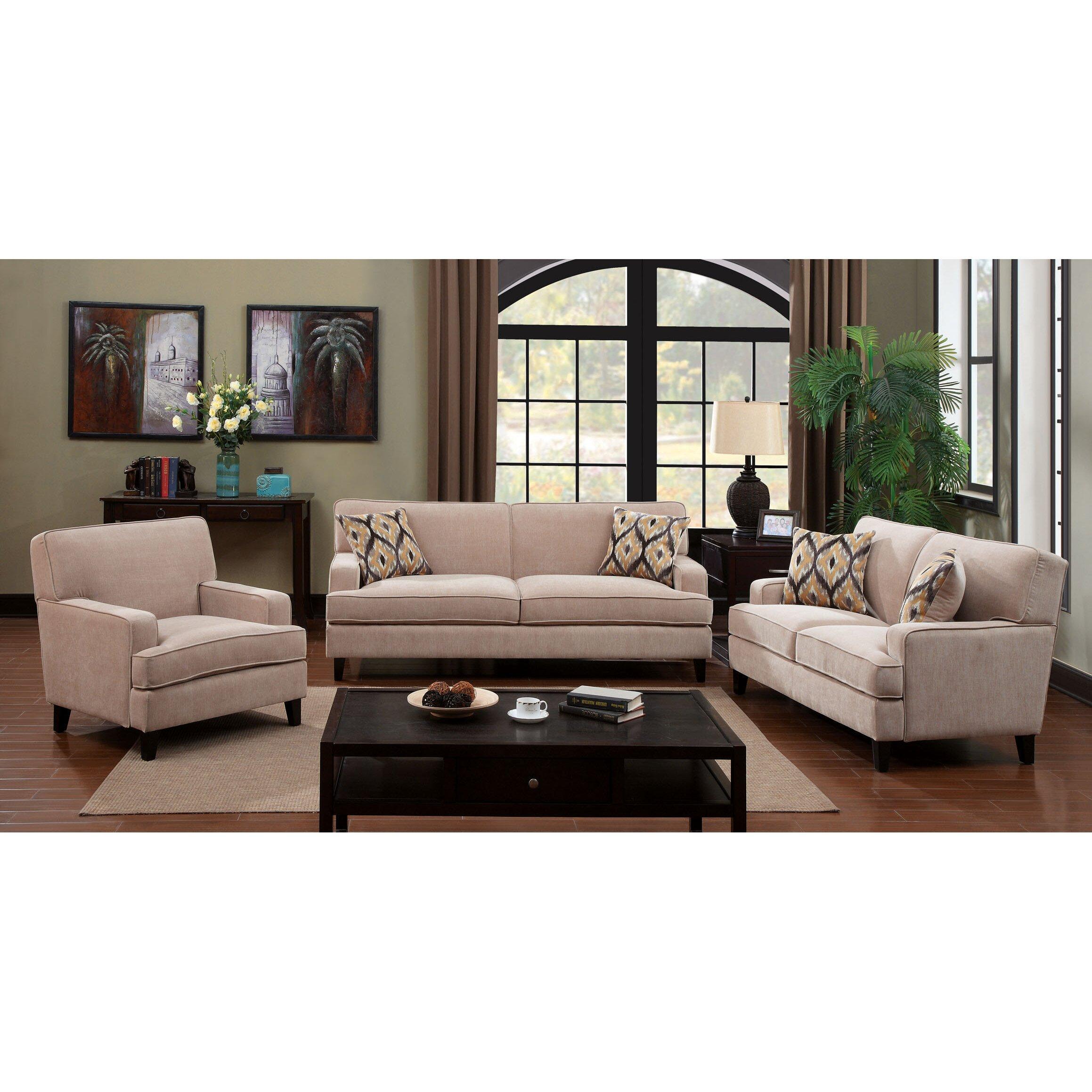 Hokku designs leyna modern standard loveseat reviews for Hokku designs living room furniture