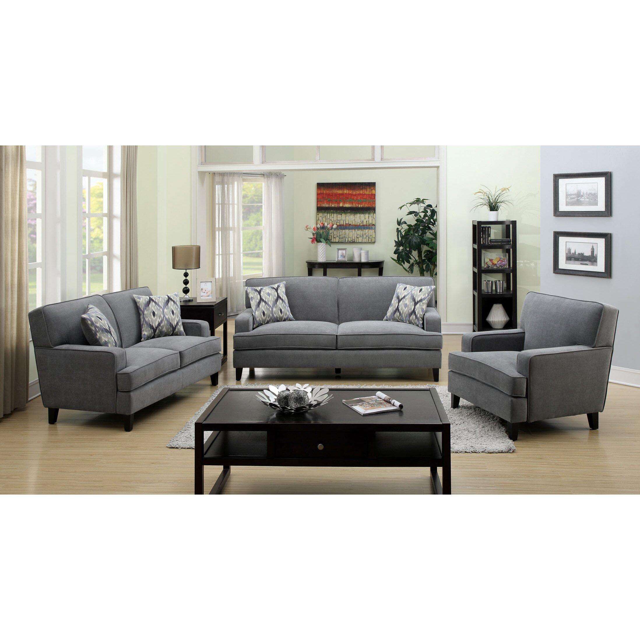 Hokku designs leyna modern arm chair reviews wayfair for Hokku designs living room furniture