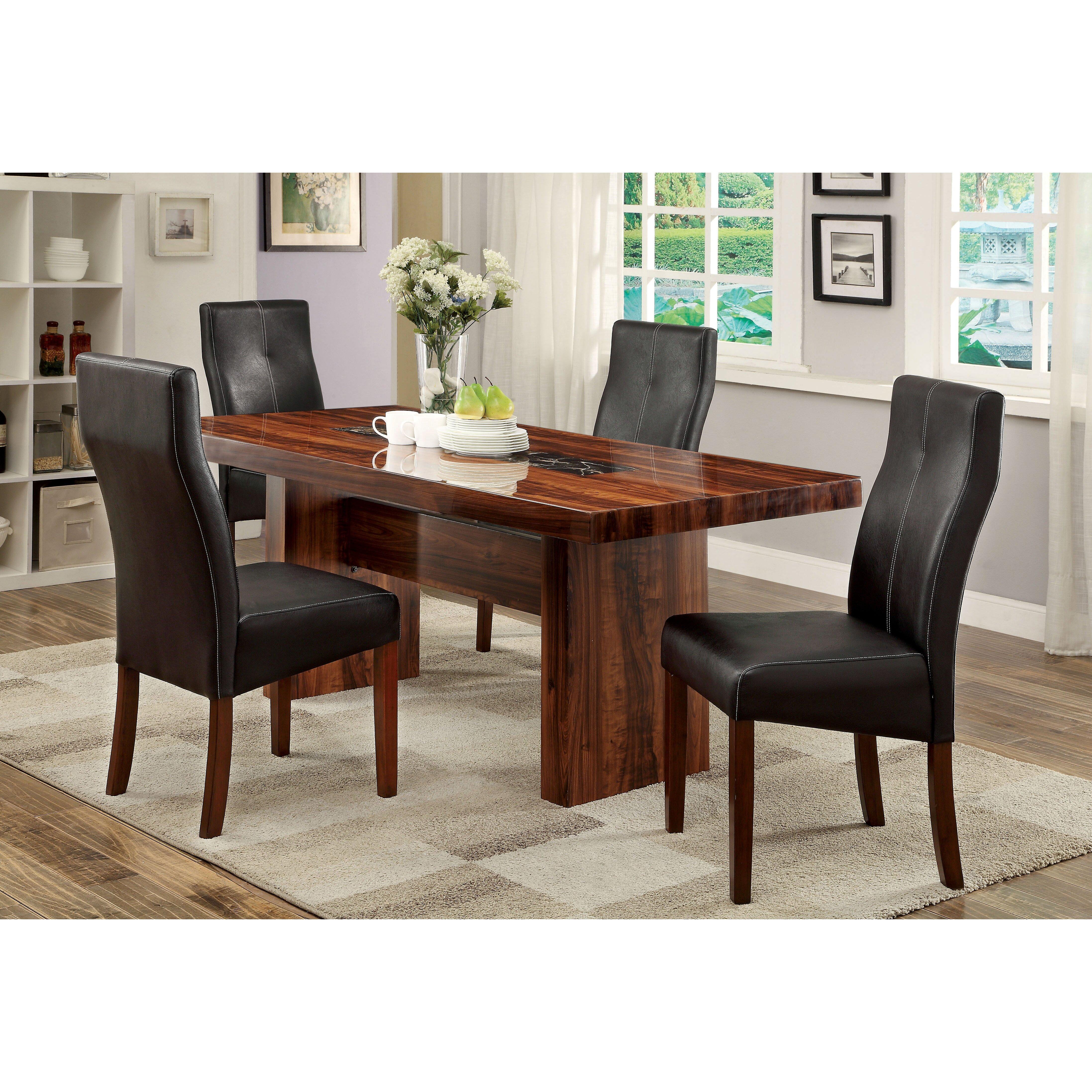 Hokku designs carroll dining table wayfair for Hokku designs dining room furniture