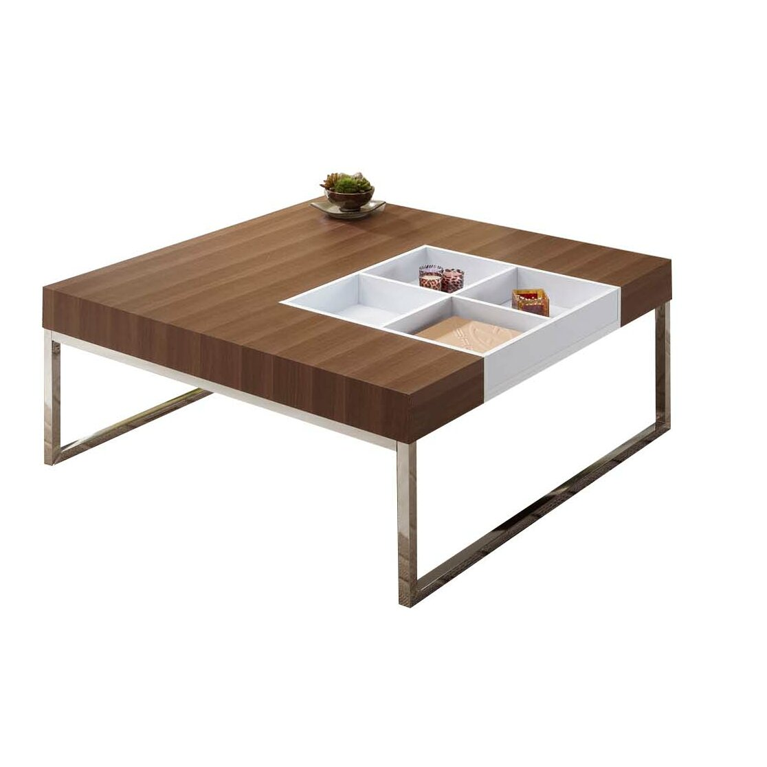 Hokku Designs Lilly Coffee Table Reviews Wayfair