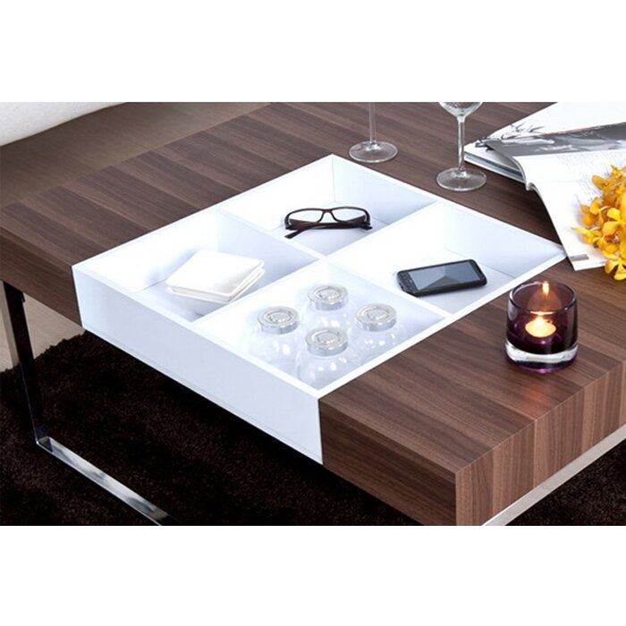 Hokku Coffee Table Sets: Hokku Designs Lilly Coffee Table & Reviews