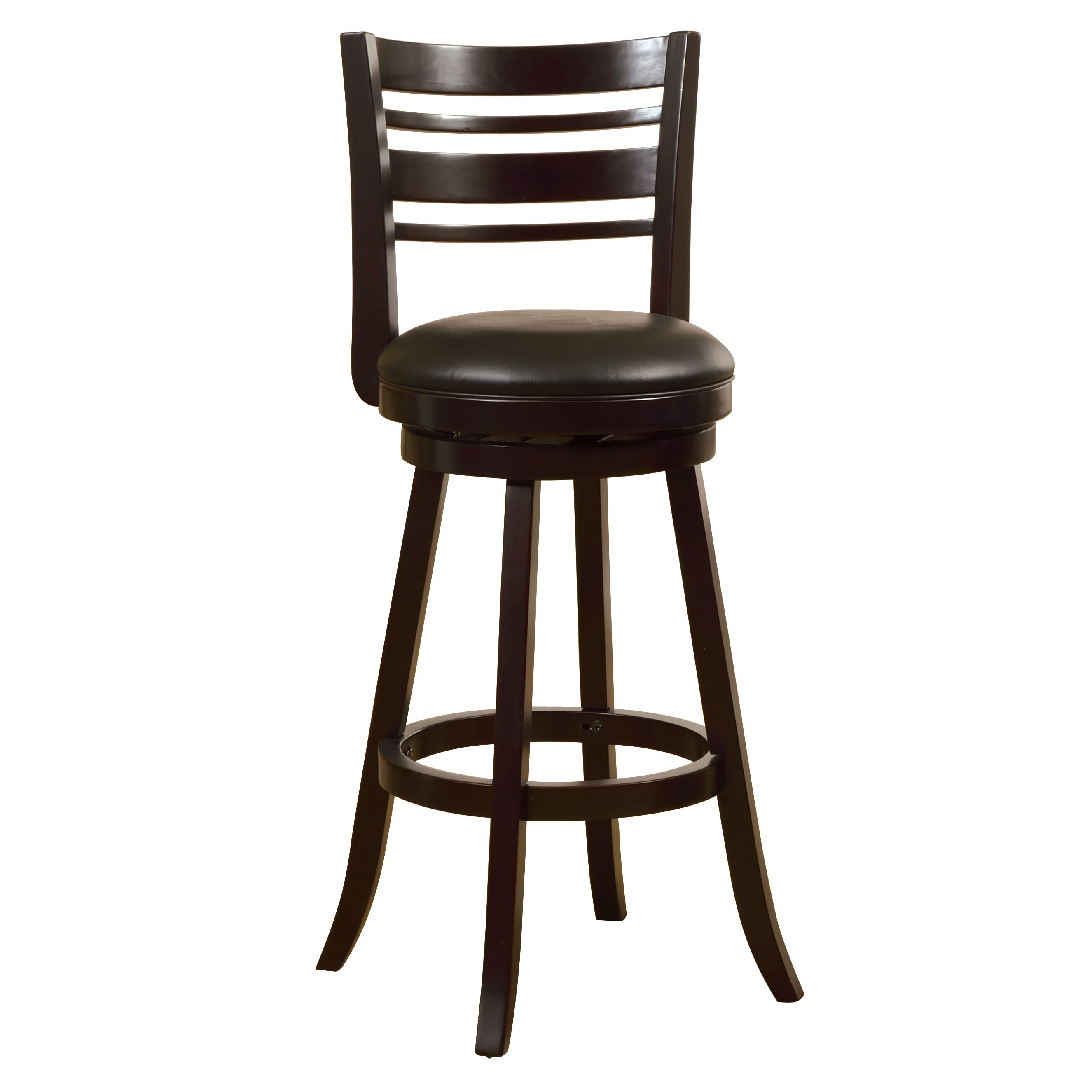 Hokku Designs Korinthia 30 25 Quot Swivel Bar Stool Wayfair