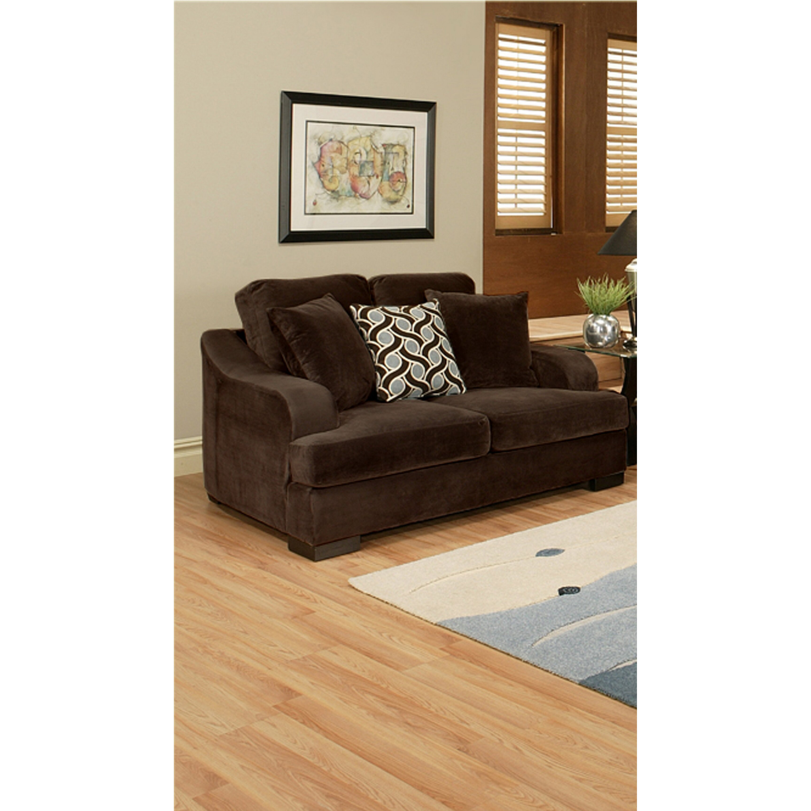 Hokku designs valenciaga living room collection wayfair for Hokku designs living room furniture