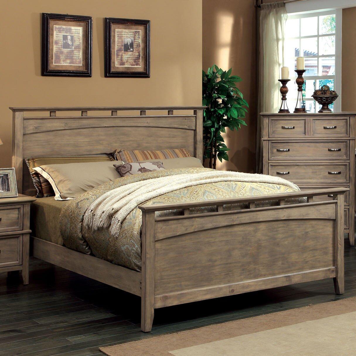 hokku designs balboa panel bed reviews wayfair