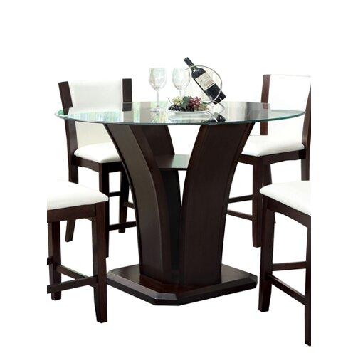 Hokku Designs Carmilla Counter Height Table amp Reviews  : Carmilla2B52BPiece2BCounter2BHeight2BDining2BSet from www.wayfair.com size 503 x 503 jpeg 36kB