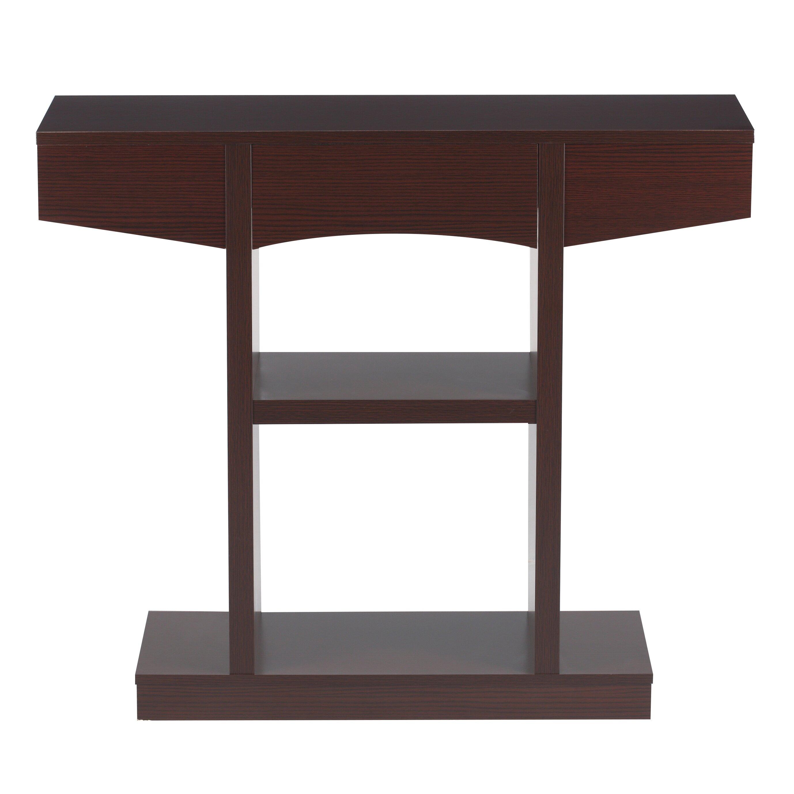 Hokku designs corinthe hallway console table reviews for 5 sofa table