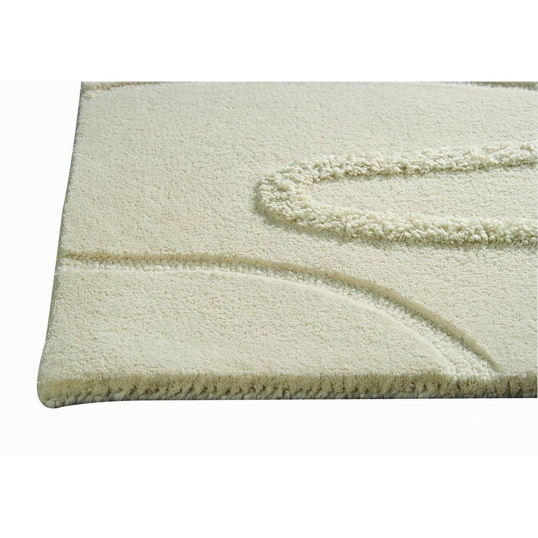 hokku designs agra hand tufted white area rug wayfair