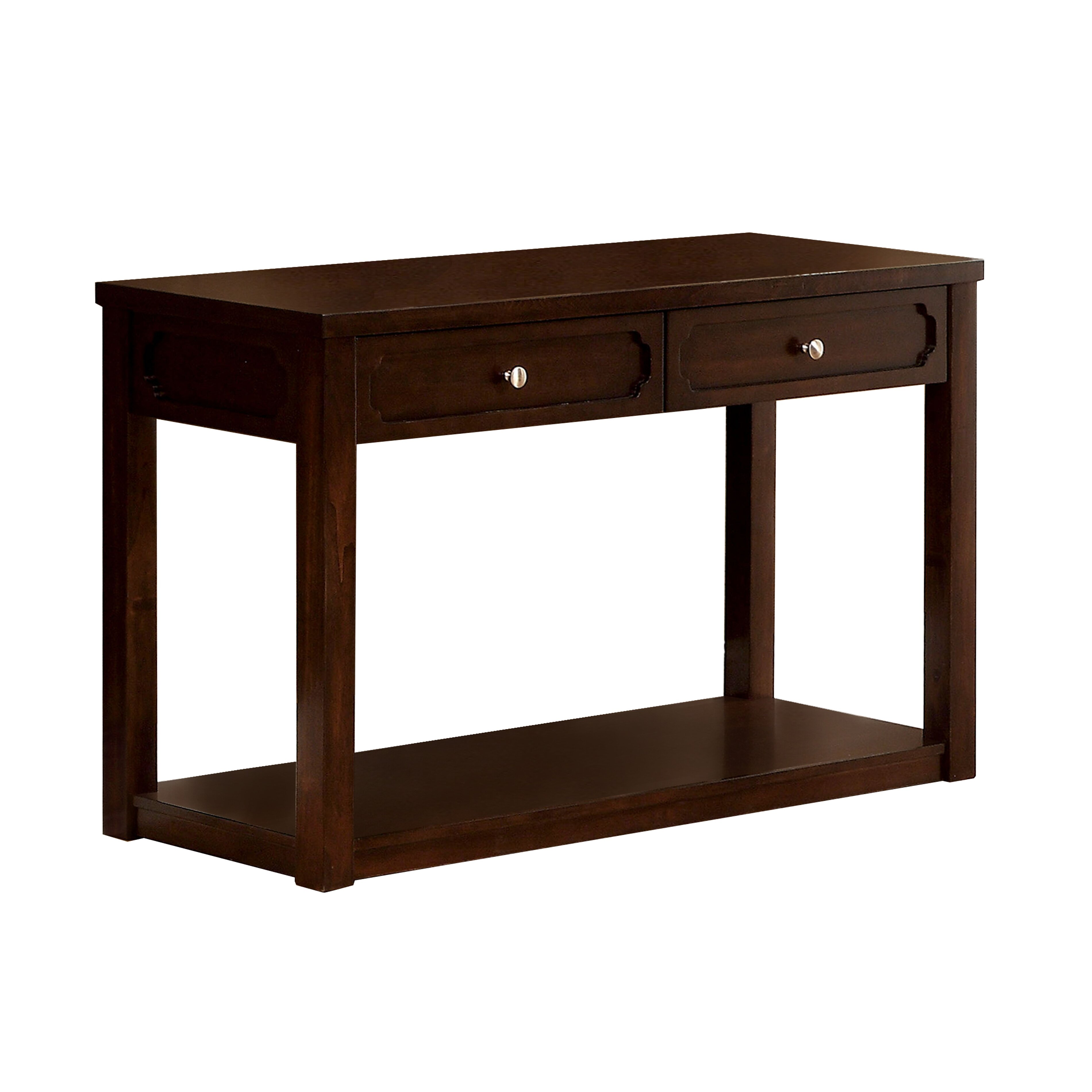 hokku designs virotte console table reviews. Black Bedroom Furniture Sets. Home Design Ideas