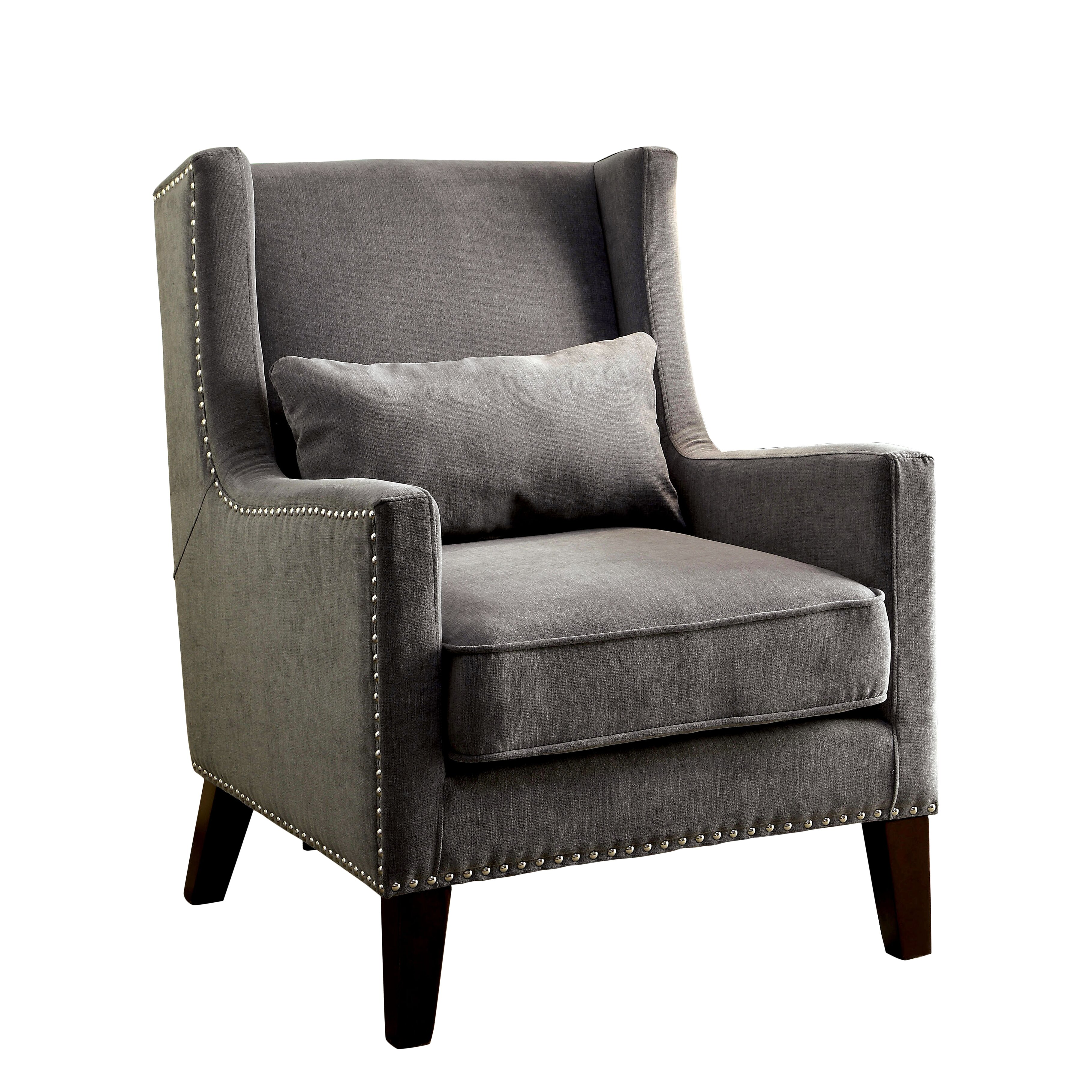 Hokku Designs Marlow Wingback Arm Chair Amp Reviews Wayfair