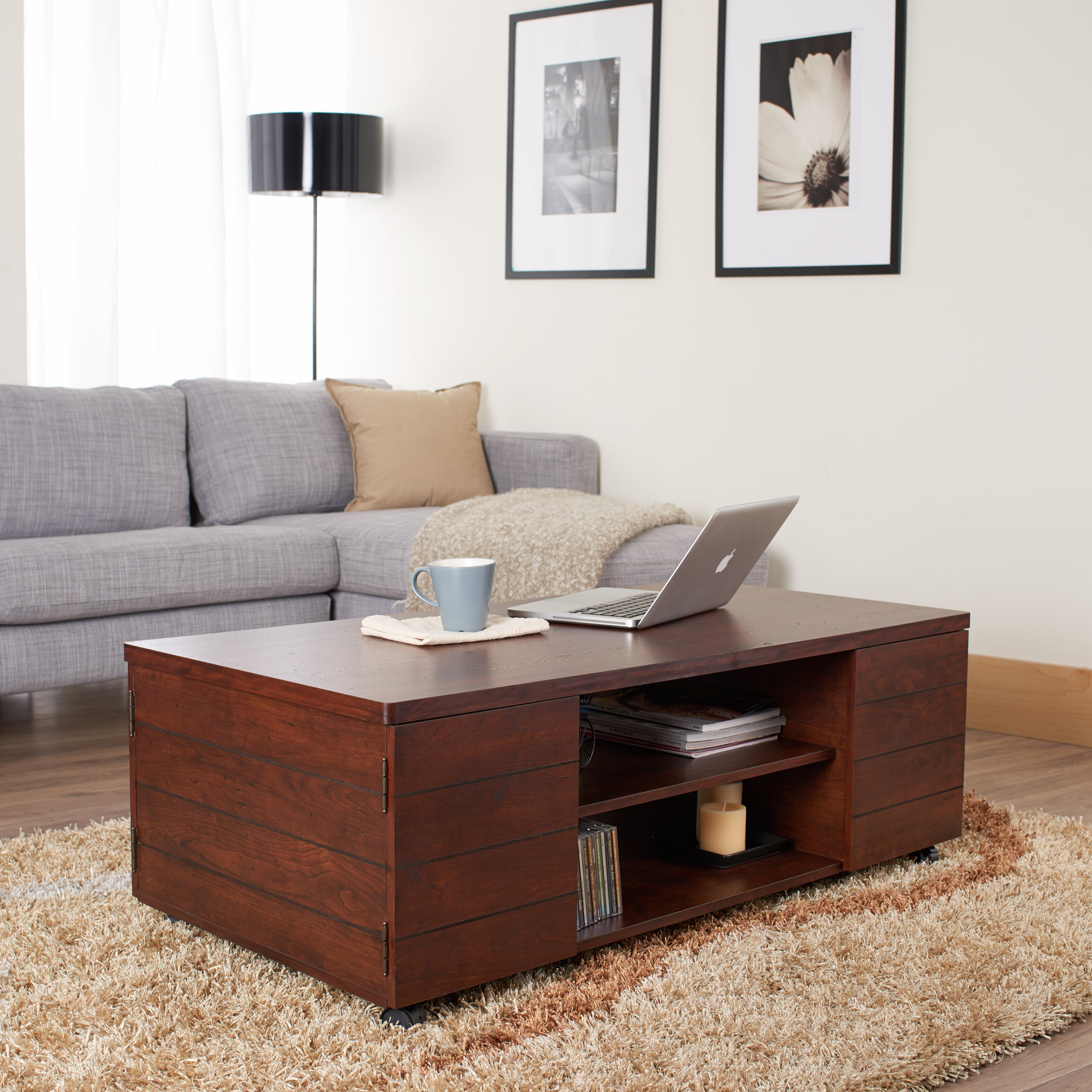 Hokku Designs Anselmo Coffee Table Reviews