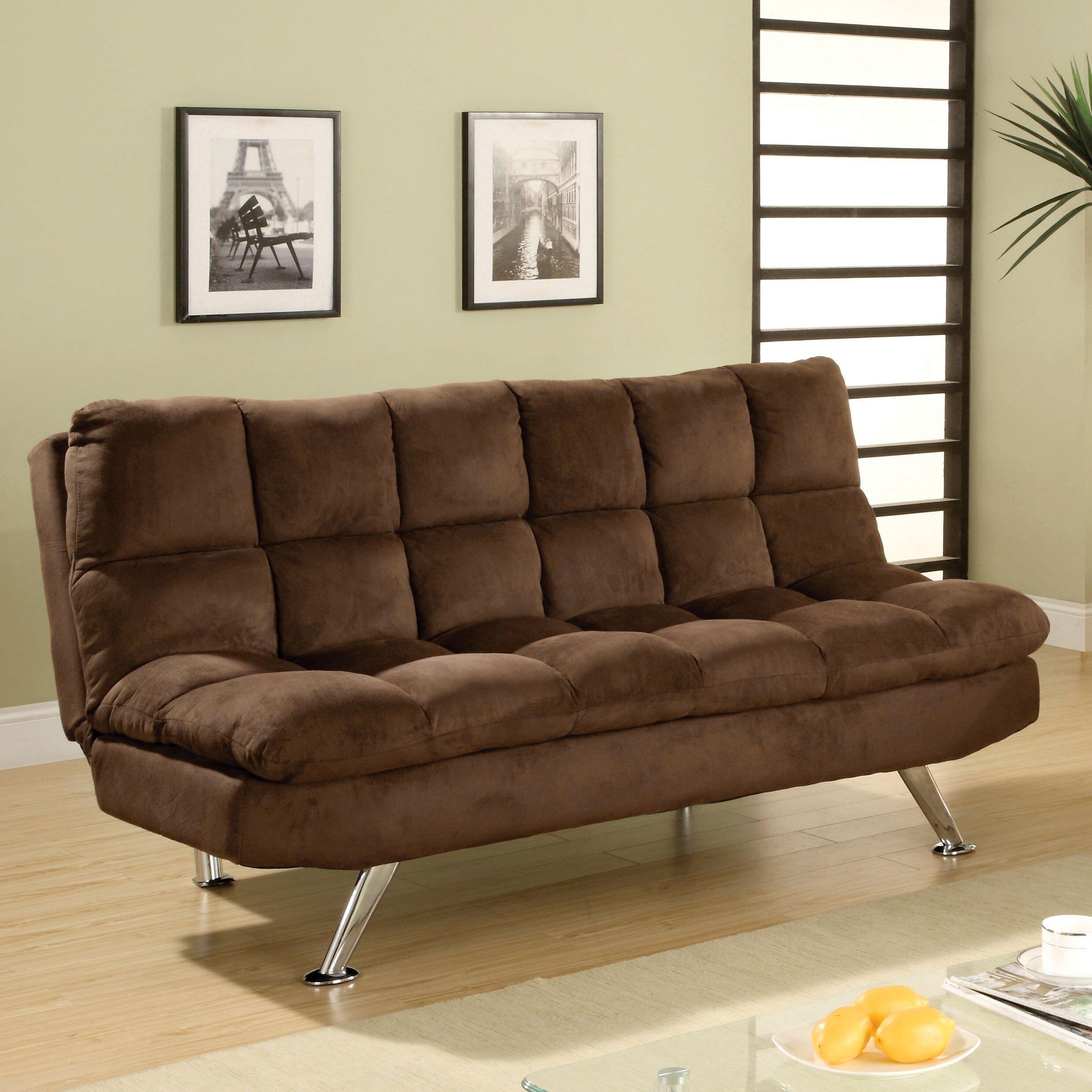 Hokku designs chaz sleeper sofa reviews wayfair for Hokku designs living room furniture