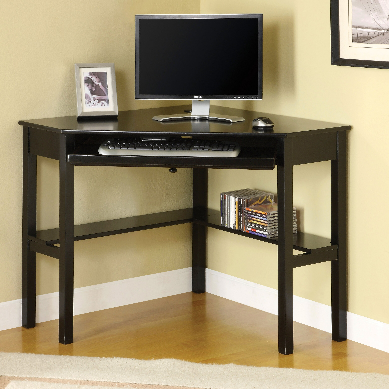 Hokku Designs Blithe Corner Computer Desk & Reviews | Wayfair