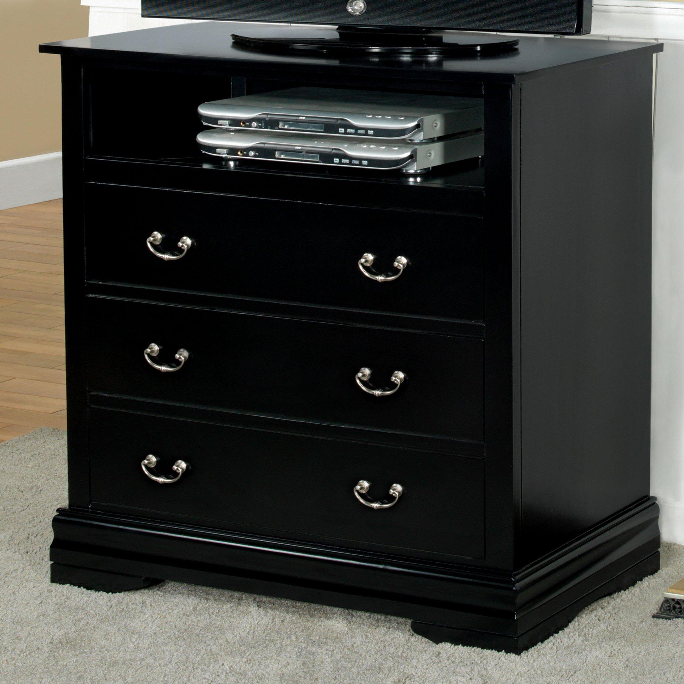Hokku Designs Preston Sleigh Customizable Bedroom Set ...
