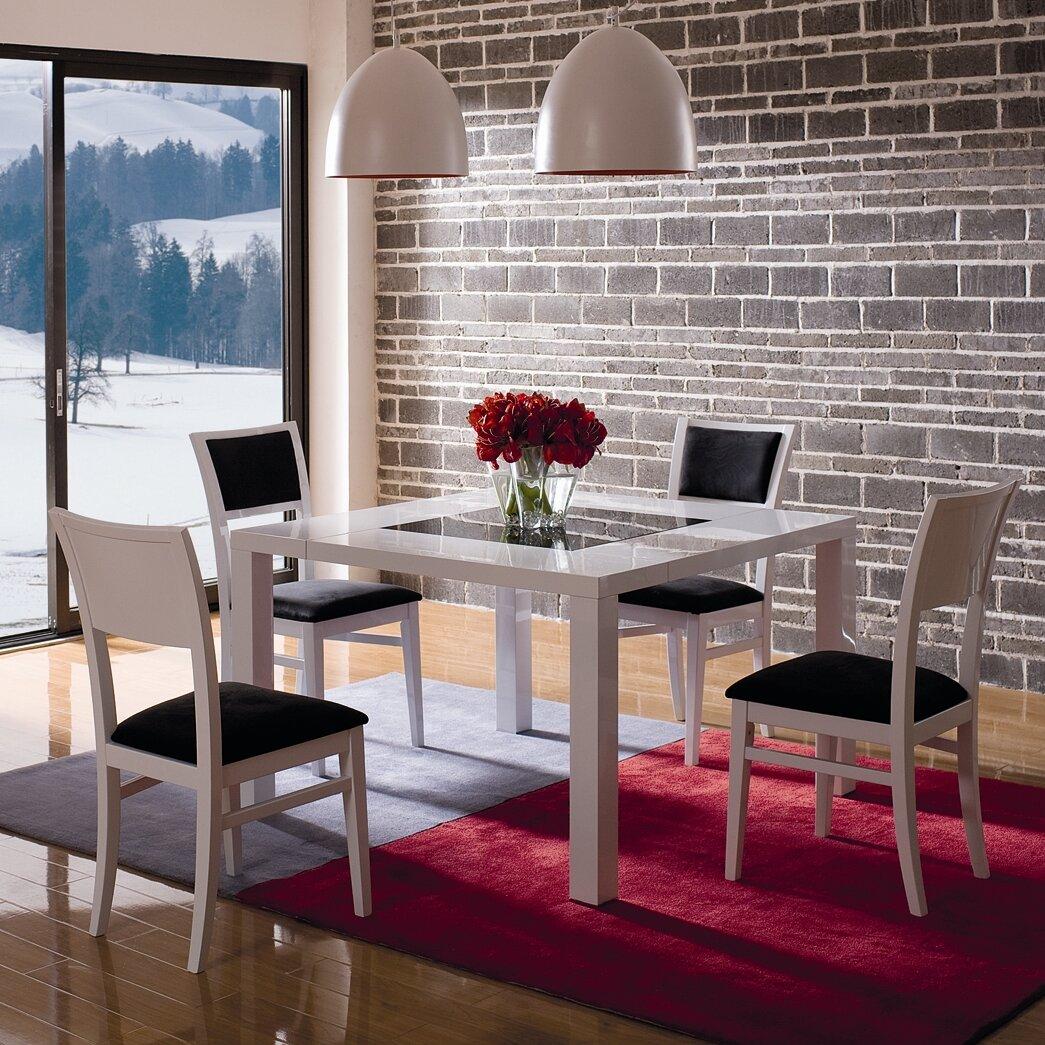Hokku designs chicago dining table wayfair for Hokku designs dining room furniture