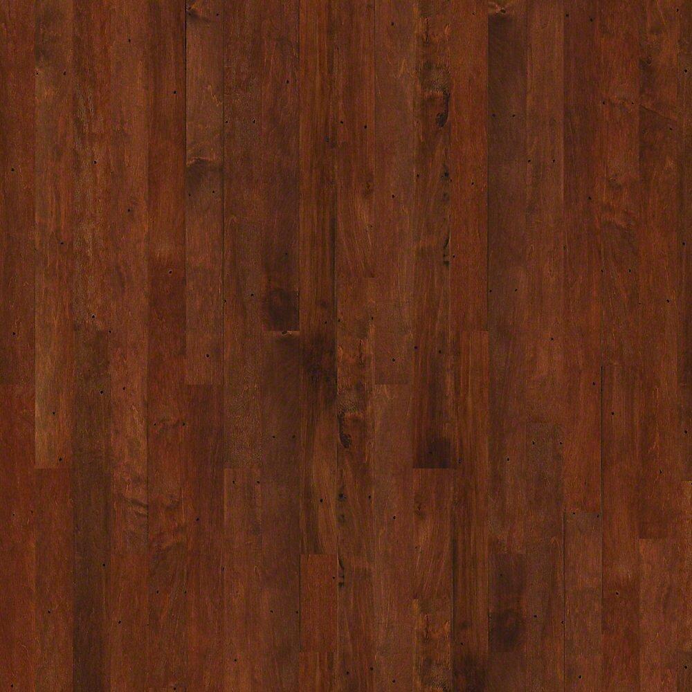 Shaw floors mobile 3 engineered maple hardwood flooring for Maple hardwood flooring