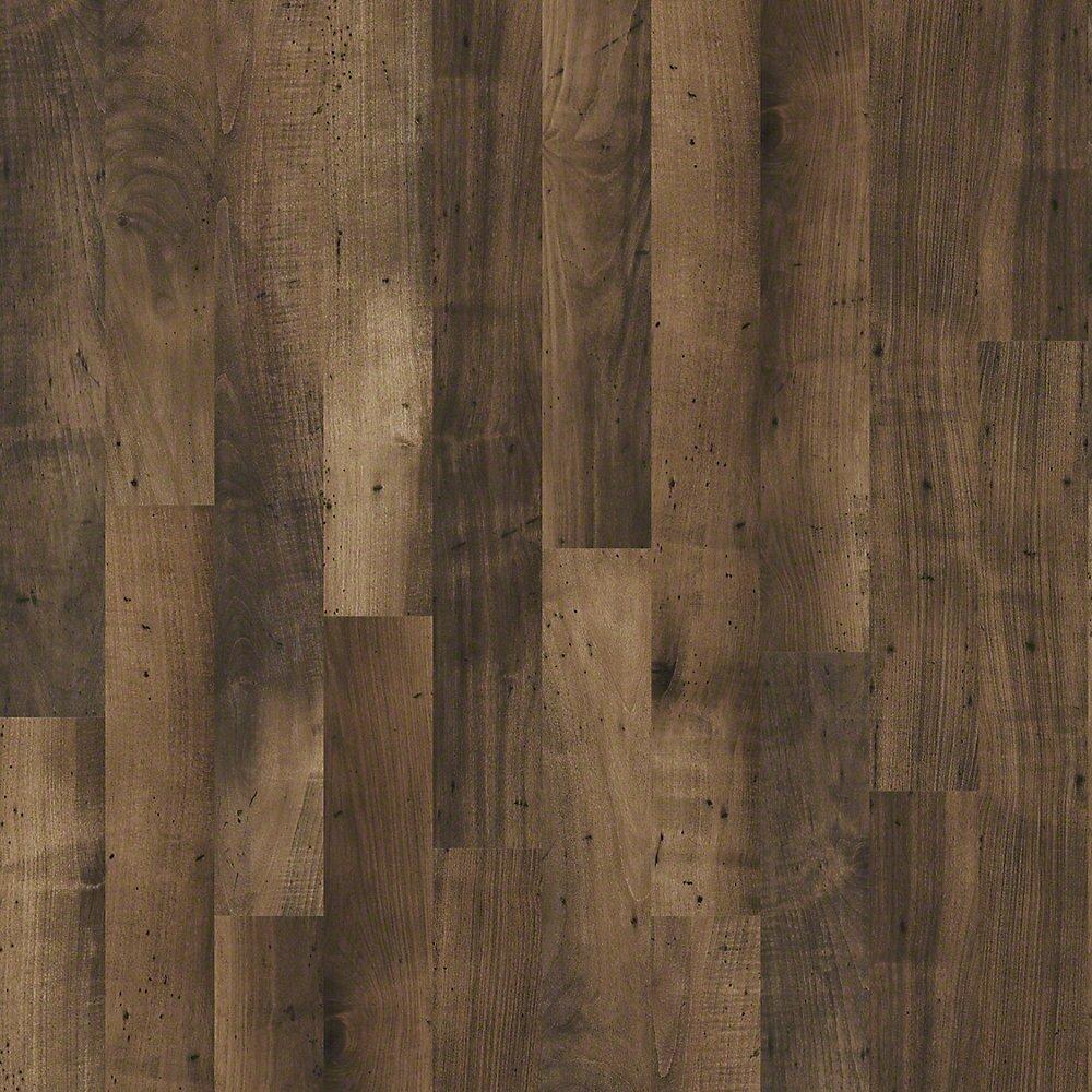 Shaw floors winton 5 x 48 x 8mm maple laminate in denham for Shaw laminate flooring
