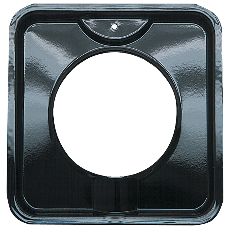 Range Kleen Porcelain Square Gas Drip Pan Wayfair
