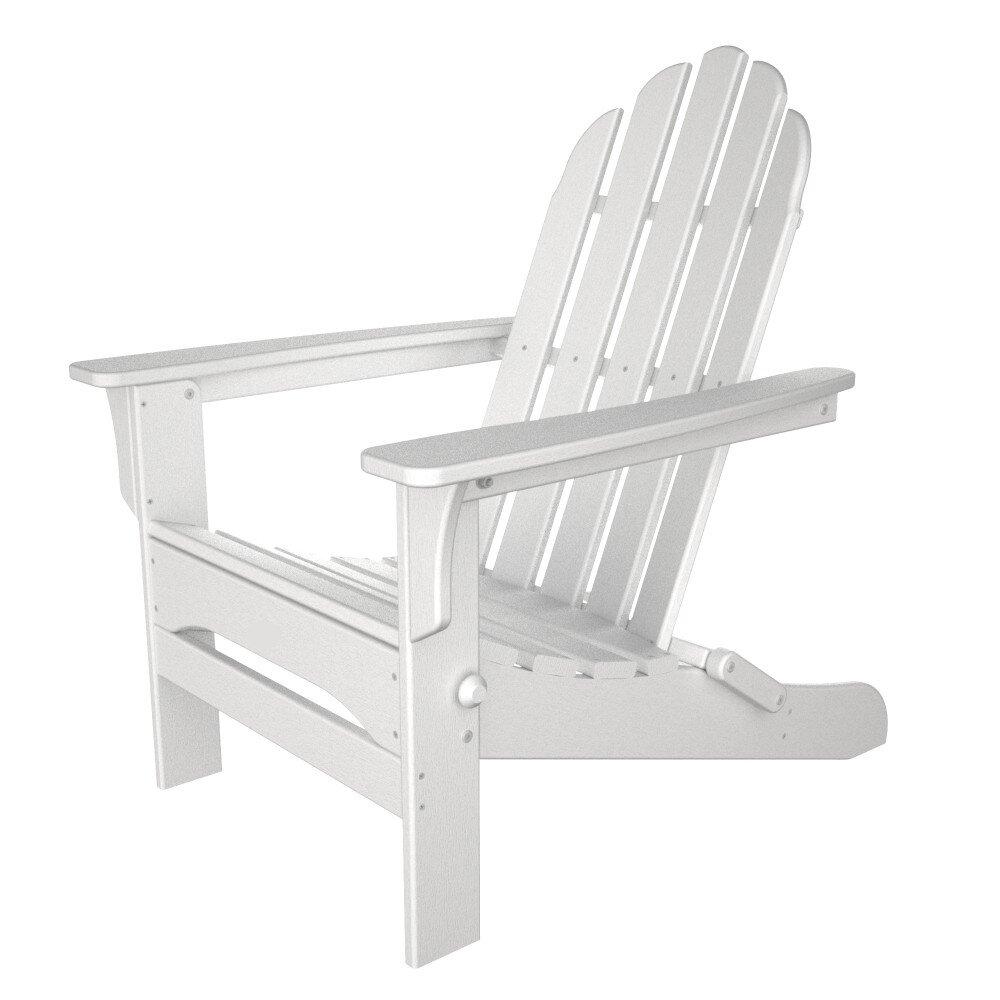 String Light Co Folding Adirondack Chair & Reviews
