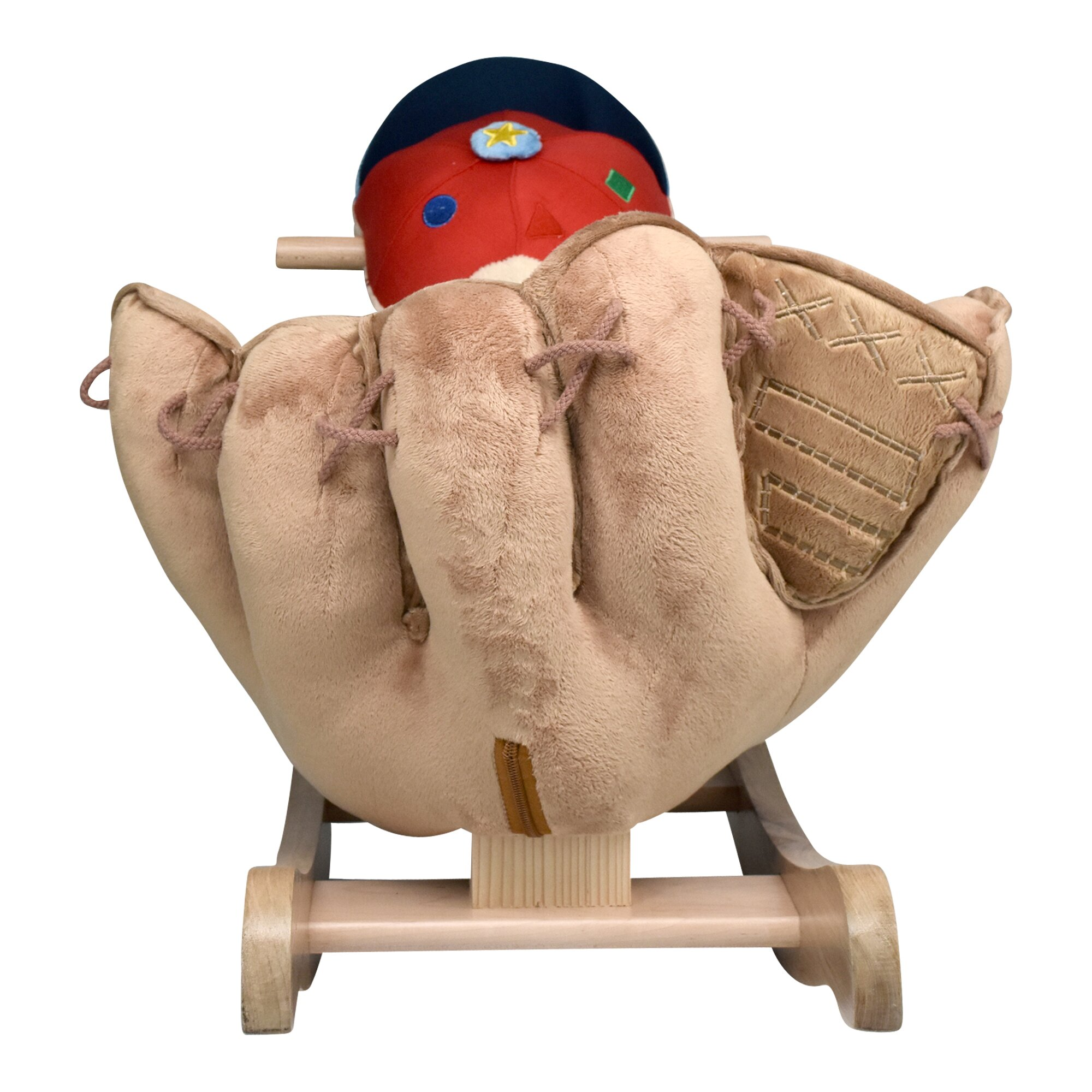 Rockabye Homer Baseball Rocker & Reviews  Wayfair